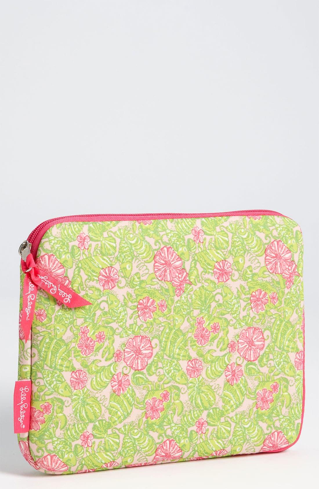 Main Image - Lilly Pulitzer® iPad Sleeve