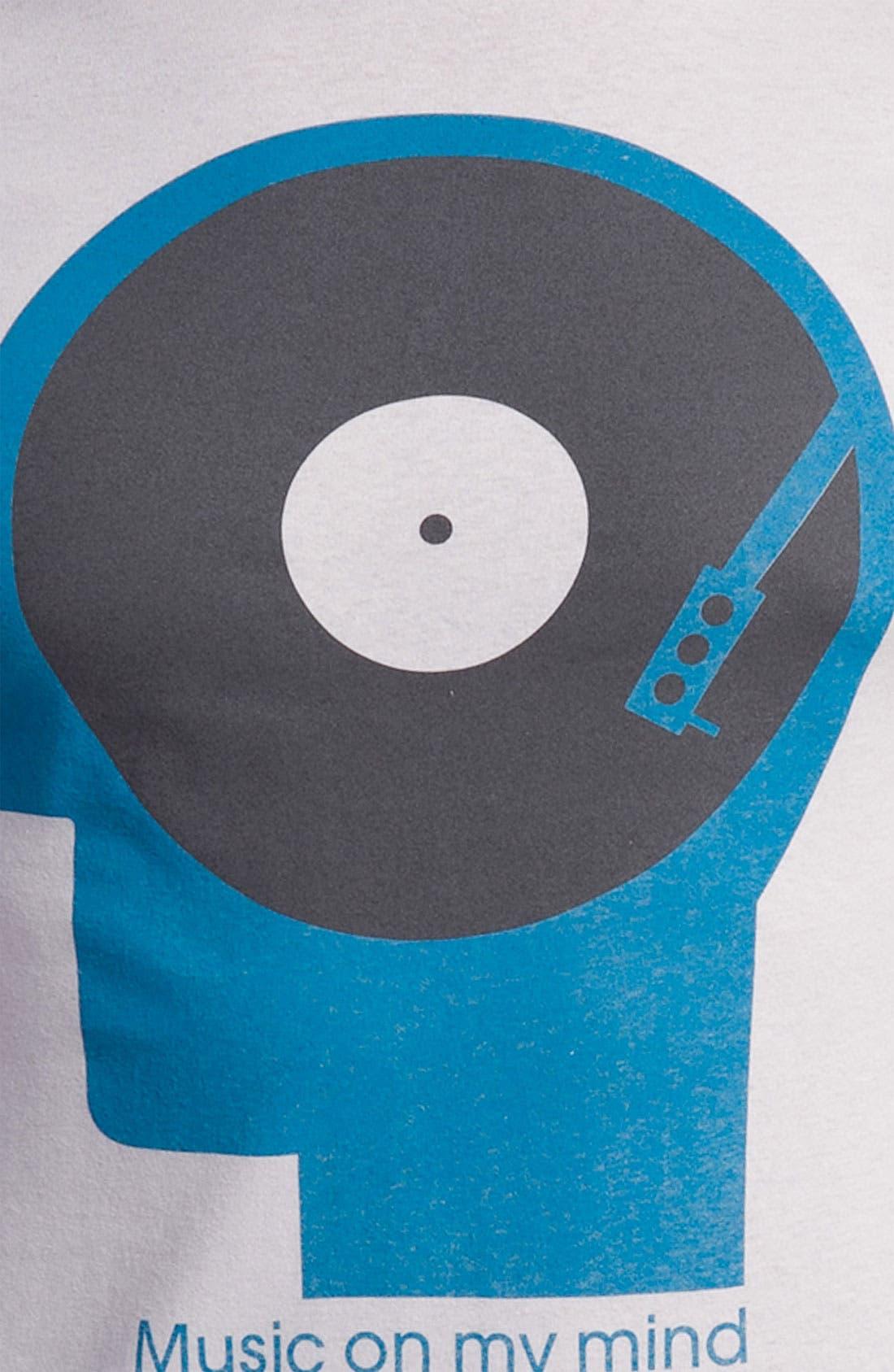 Alternate Image 3  - PalmerCash 'Music on My Mind' T-Shirt