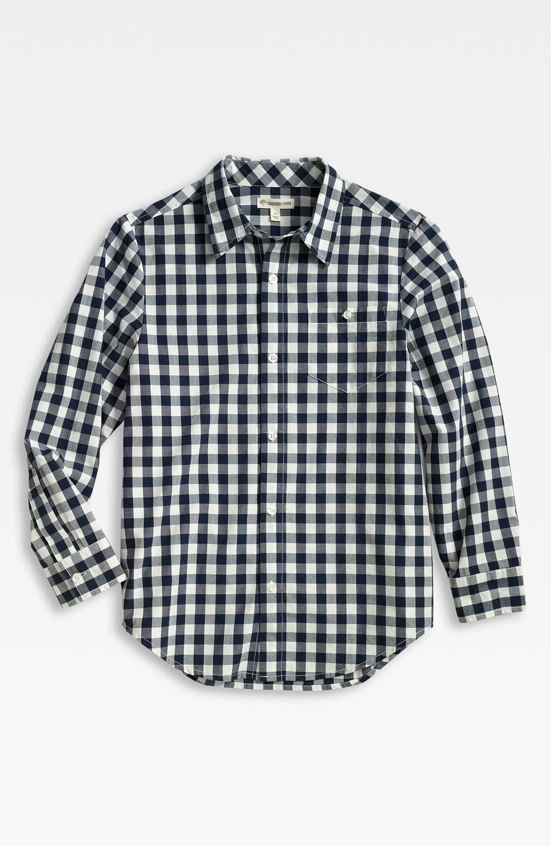 Alternate Image 1 Selected - Tucker + Tate 'Allen' Shirt (Big Boys)