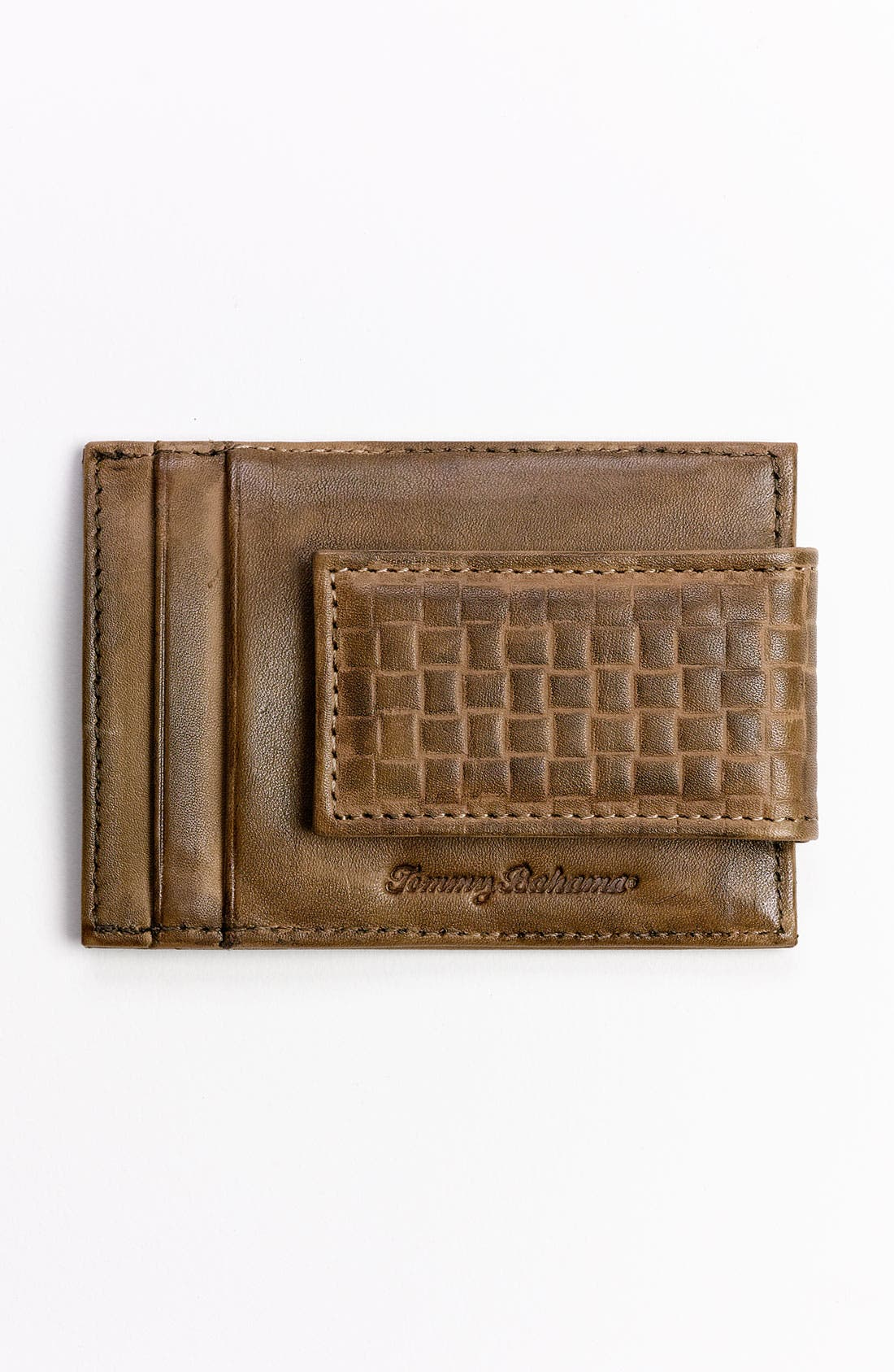 Main Image - Tommy Bahama 'Sea Side' Card Case