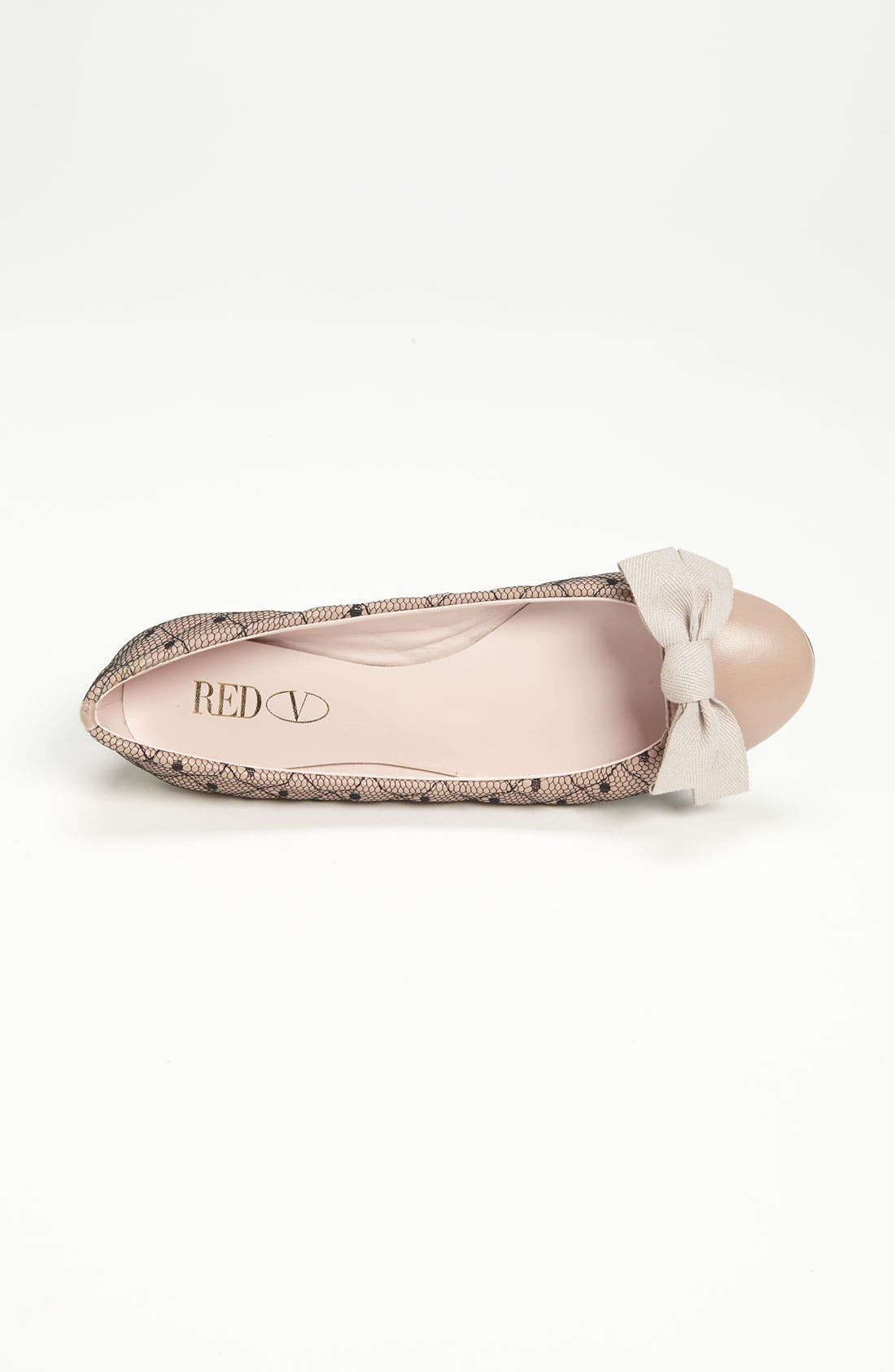 Alternate Image 3  - RED Valentino 'Bow' Flat