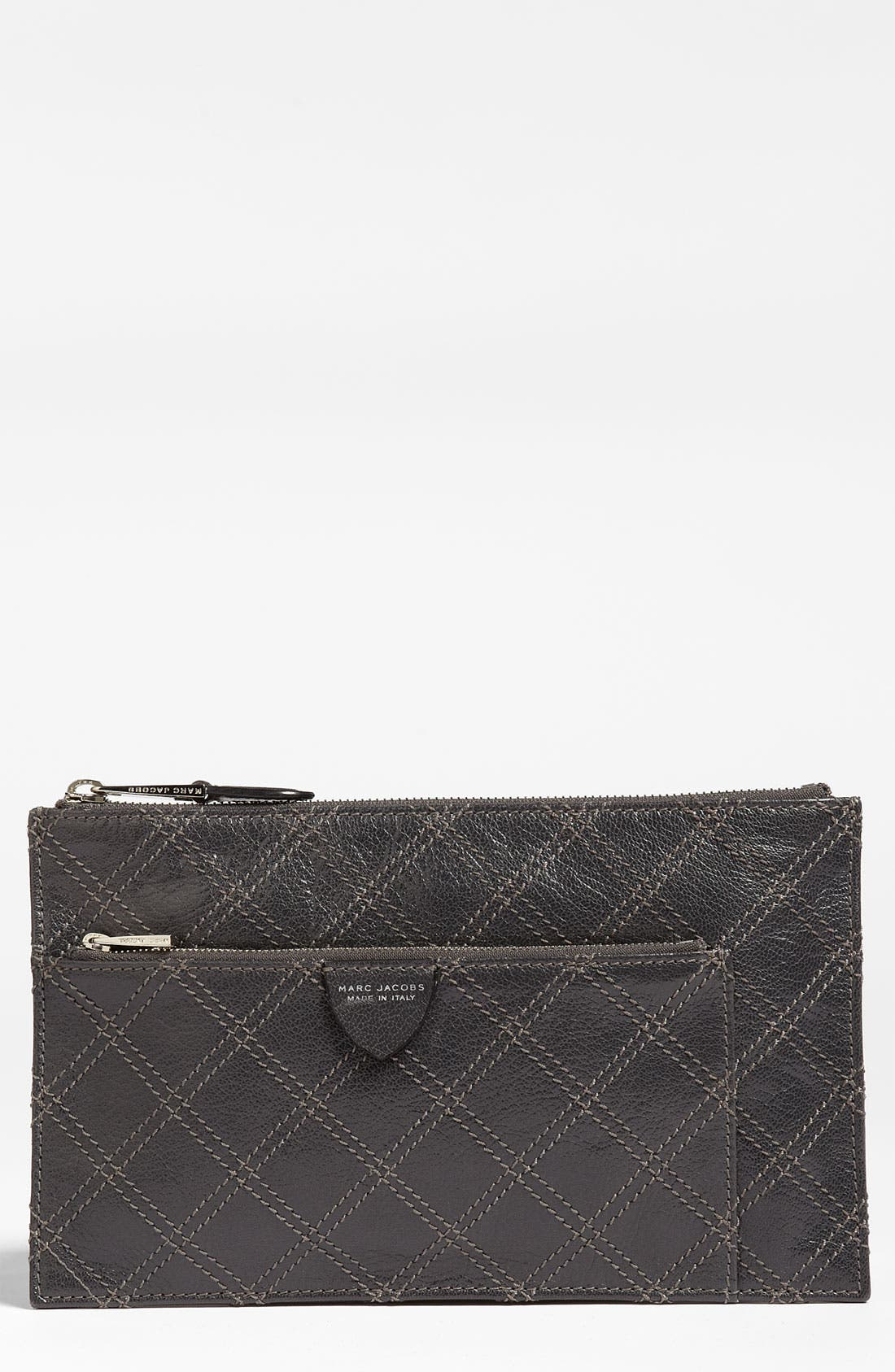 Main Image - MARC JACOBS 'Small' Leather Pouch
