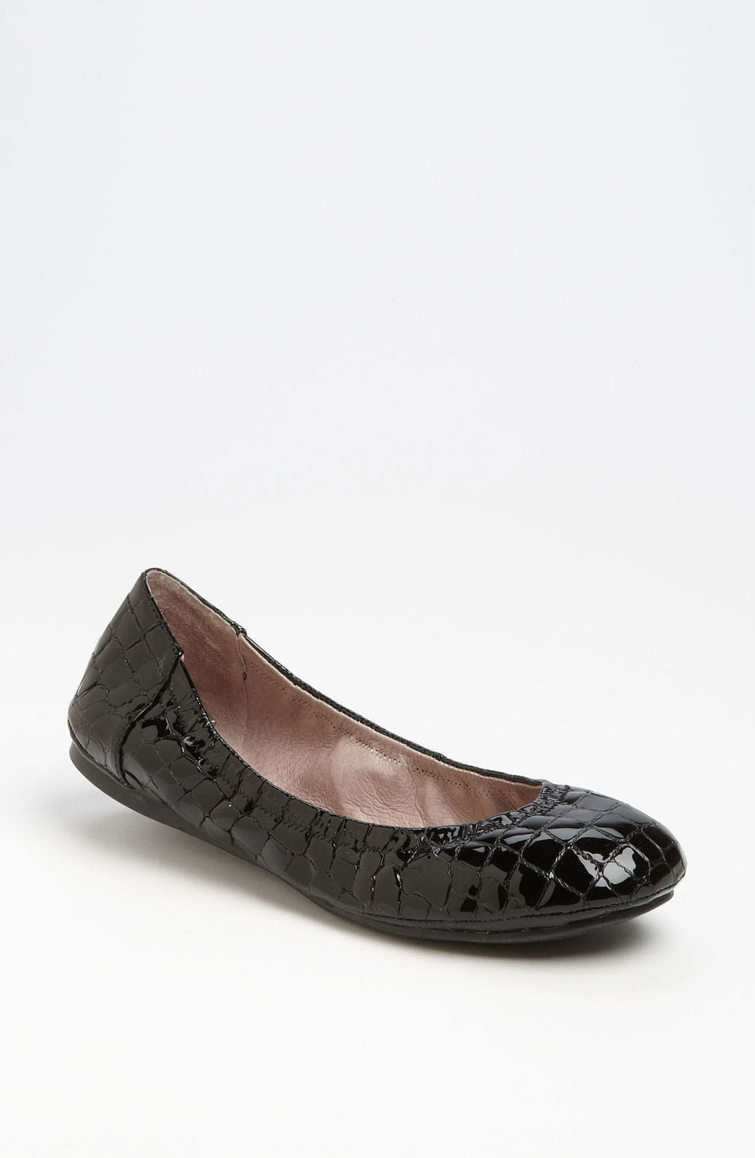 Alternate Image 1 Selected - Vince Camuto 'Ellen' Flat