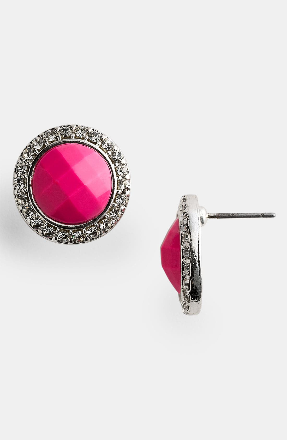 Alternate Image 1 Selected - Carole Rhinestone Stud Earrings
