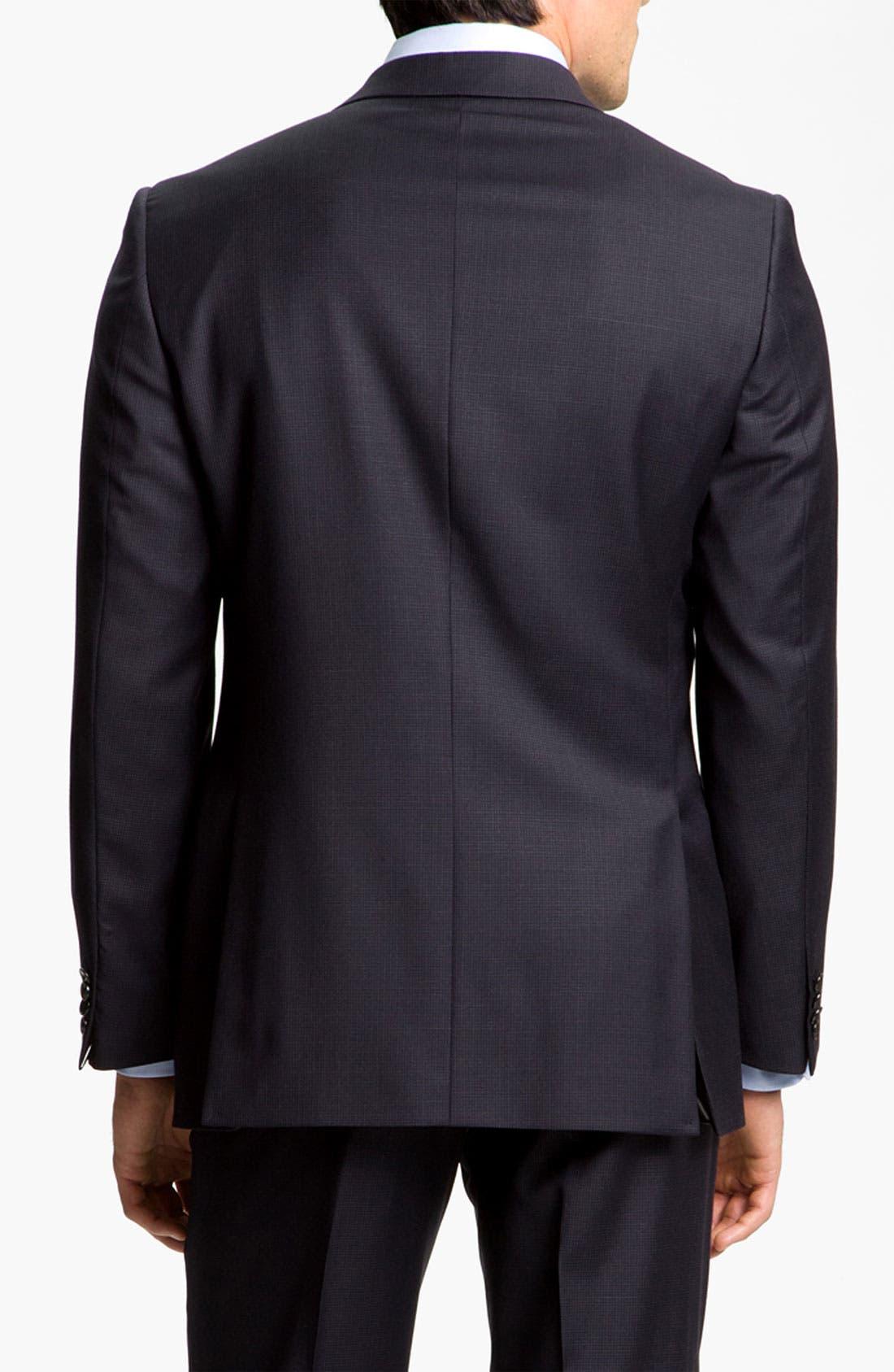 Alternate Image 2  - Joseph Abboud 'Profile Hybrid Signature' Wool Suit