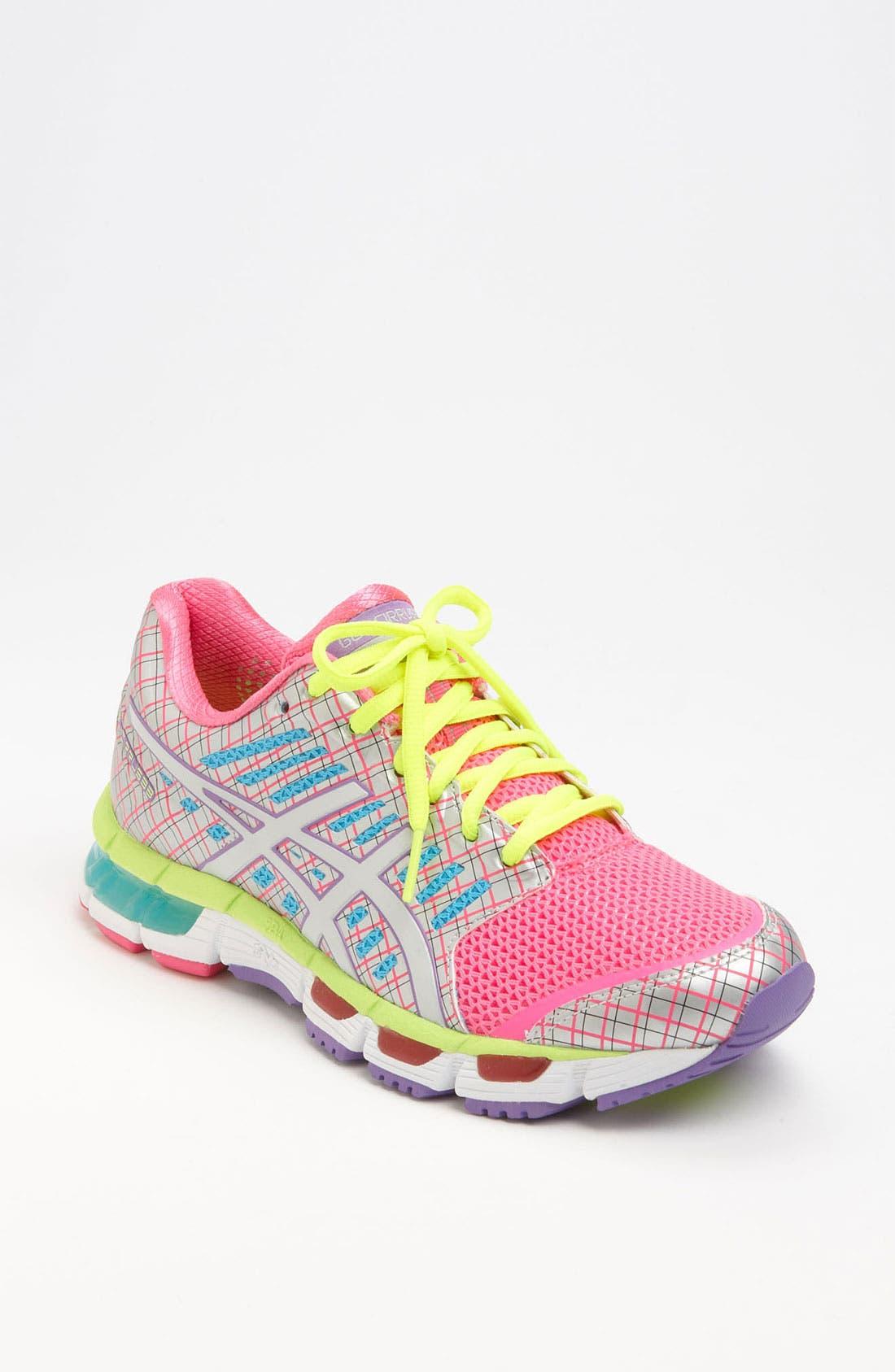 Alternate Image 1 Selected - ASICS® 'GEL-Cirrus 33' Running Shoe (Women)