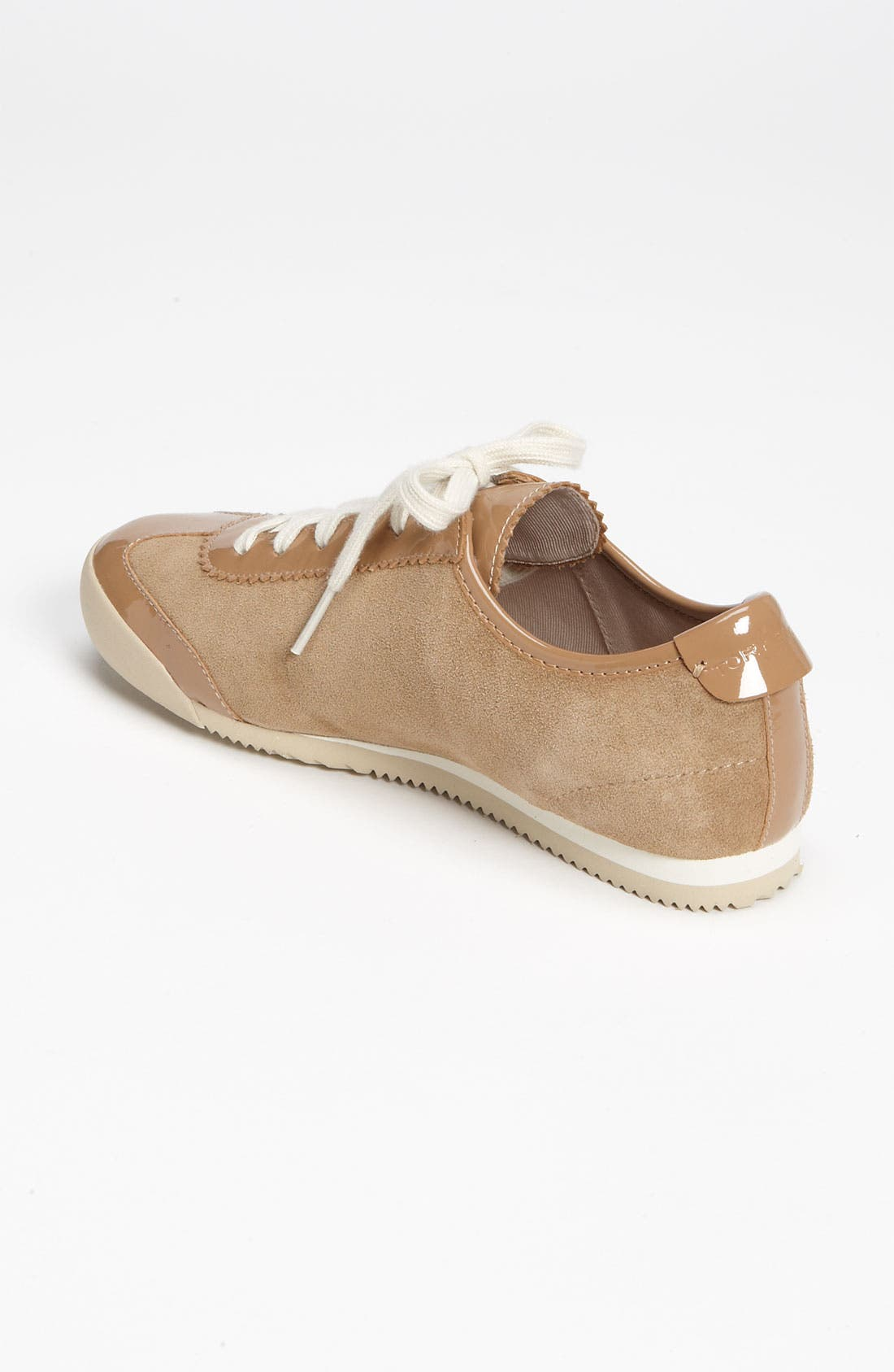Alternate Image 2  - Tory Burch 'Murphey' Split Suede Sneaker