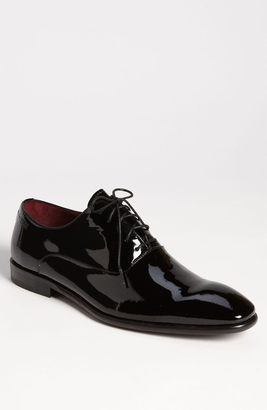 Alternate Image 1 Selected - BOSS 'Mellio' Plain Toe Oxford (Men)