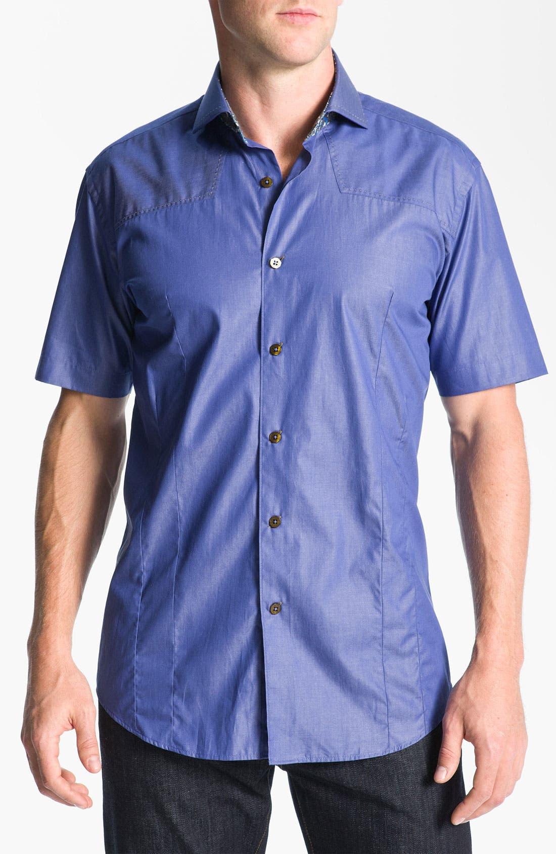 Main Image - Bogosse 'Mini Aramis' Sport Shirt