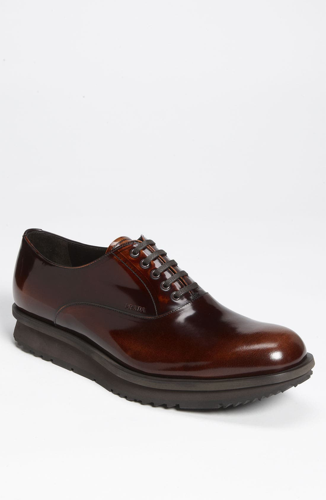 Main Image - Prada Double Sole Oxford