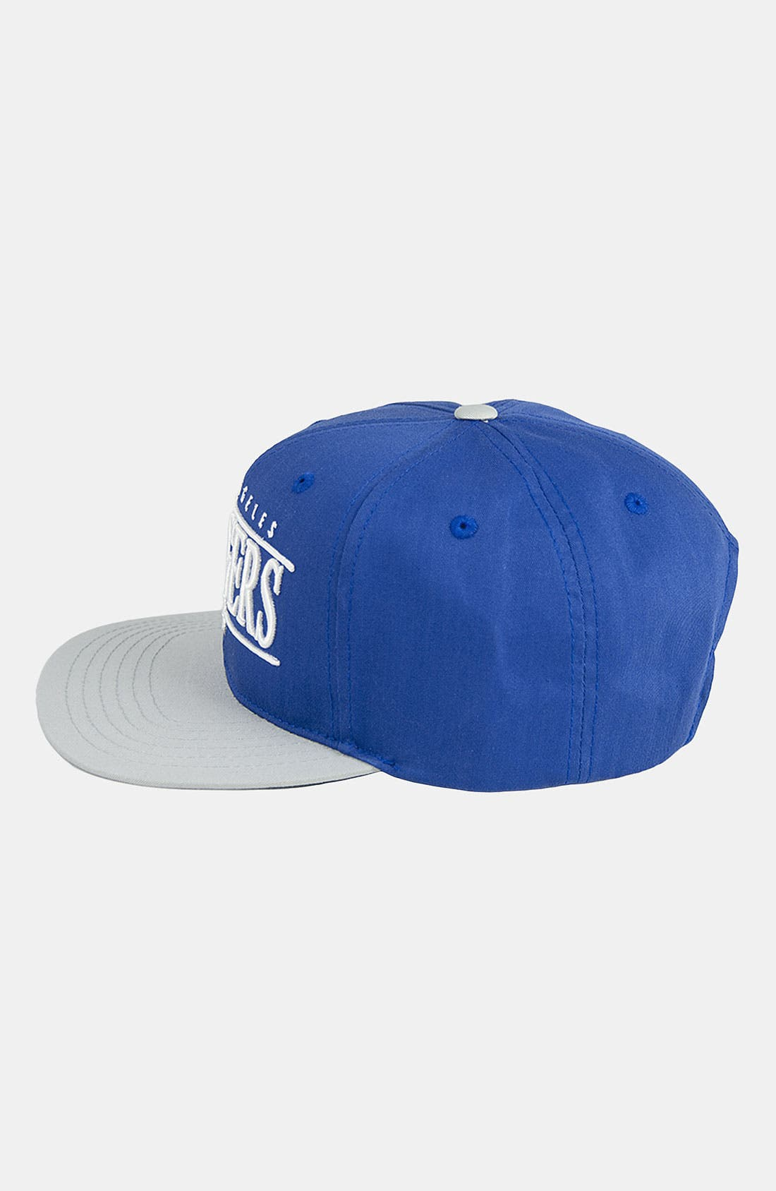 Alternate Image 3  - American Needle 'Los Angeles Dodgers - Nineties' Twill Snapback Baseball Cap
