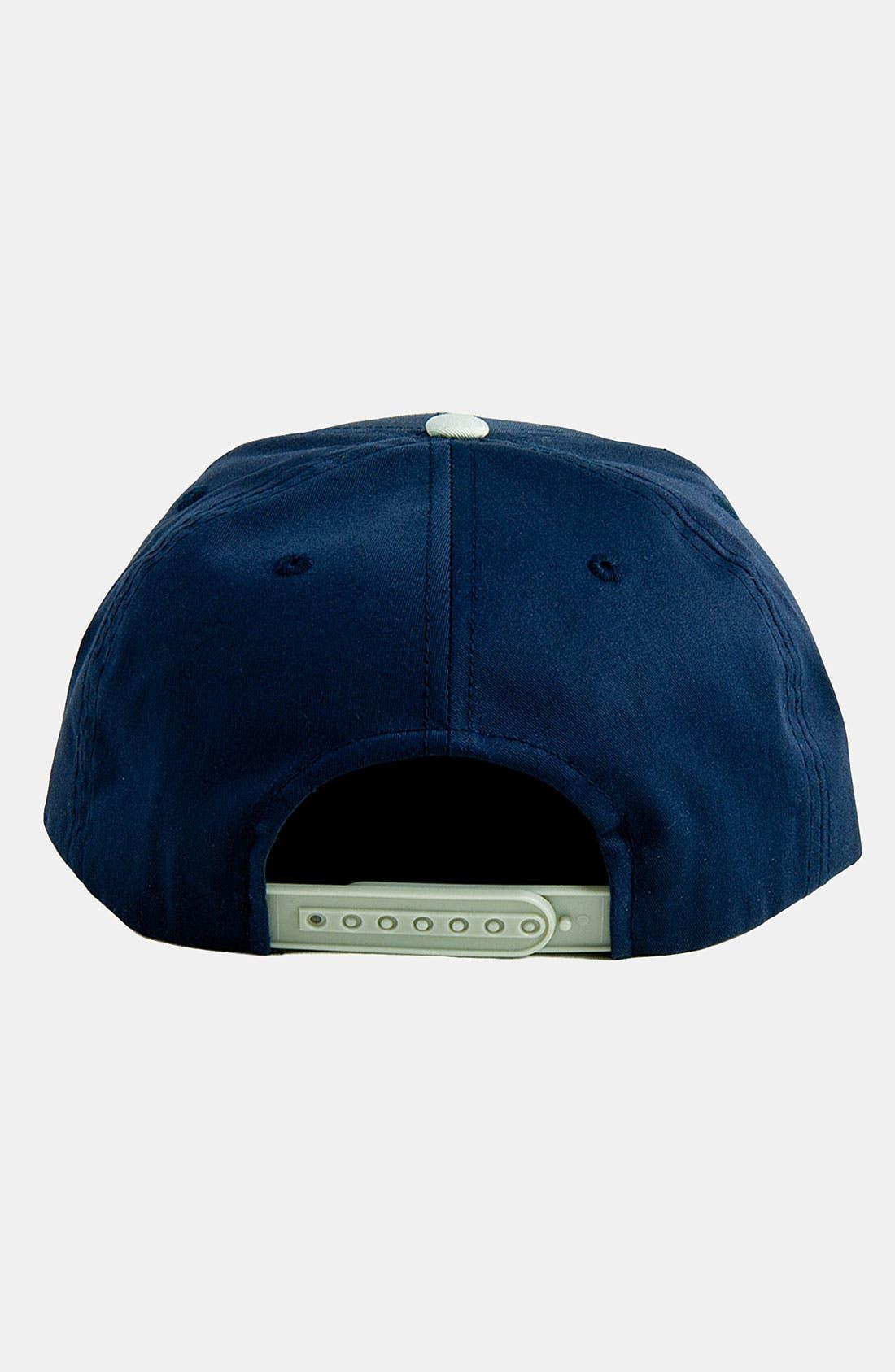 Alternate Image 2  - American Needle 'New York Yankees - Nineties' Twill Snapback Baseball Cap