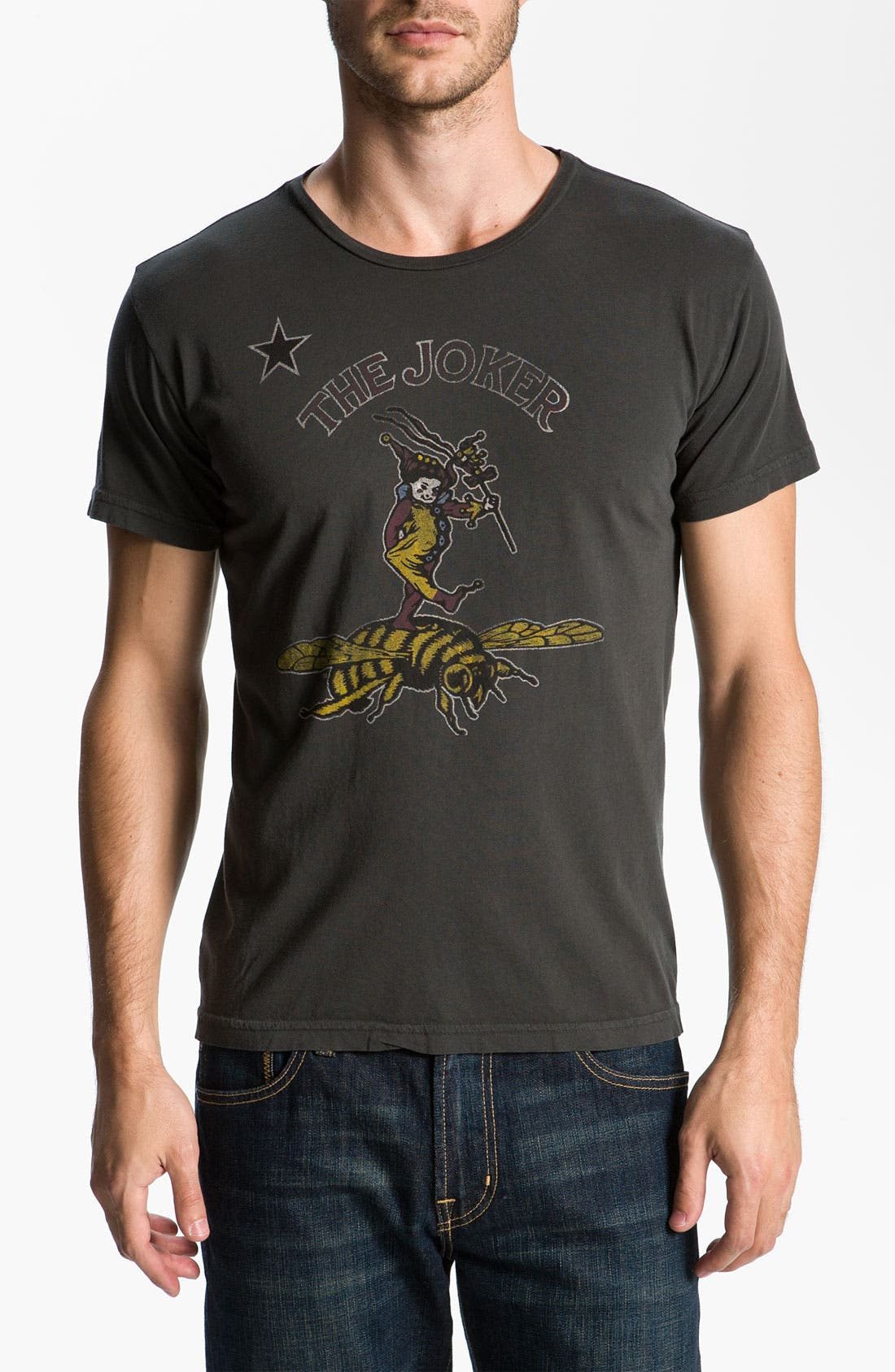 Alternate Image 1 Selected - Jacks & Jokers 'Joker Bee' T-Shirt