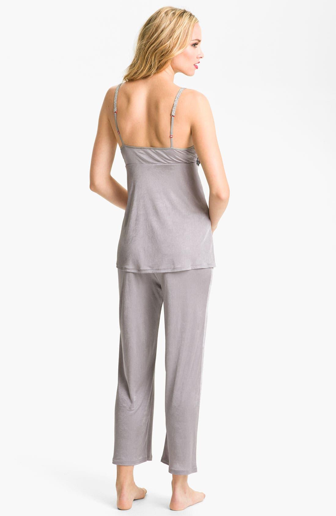 Alternate Image 2  - Josie 'Amur' Pajamas