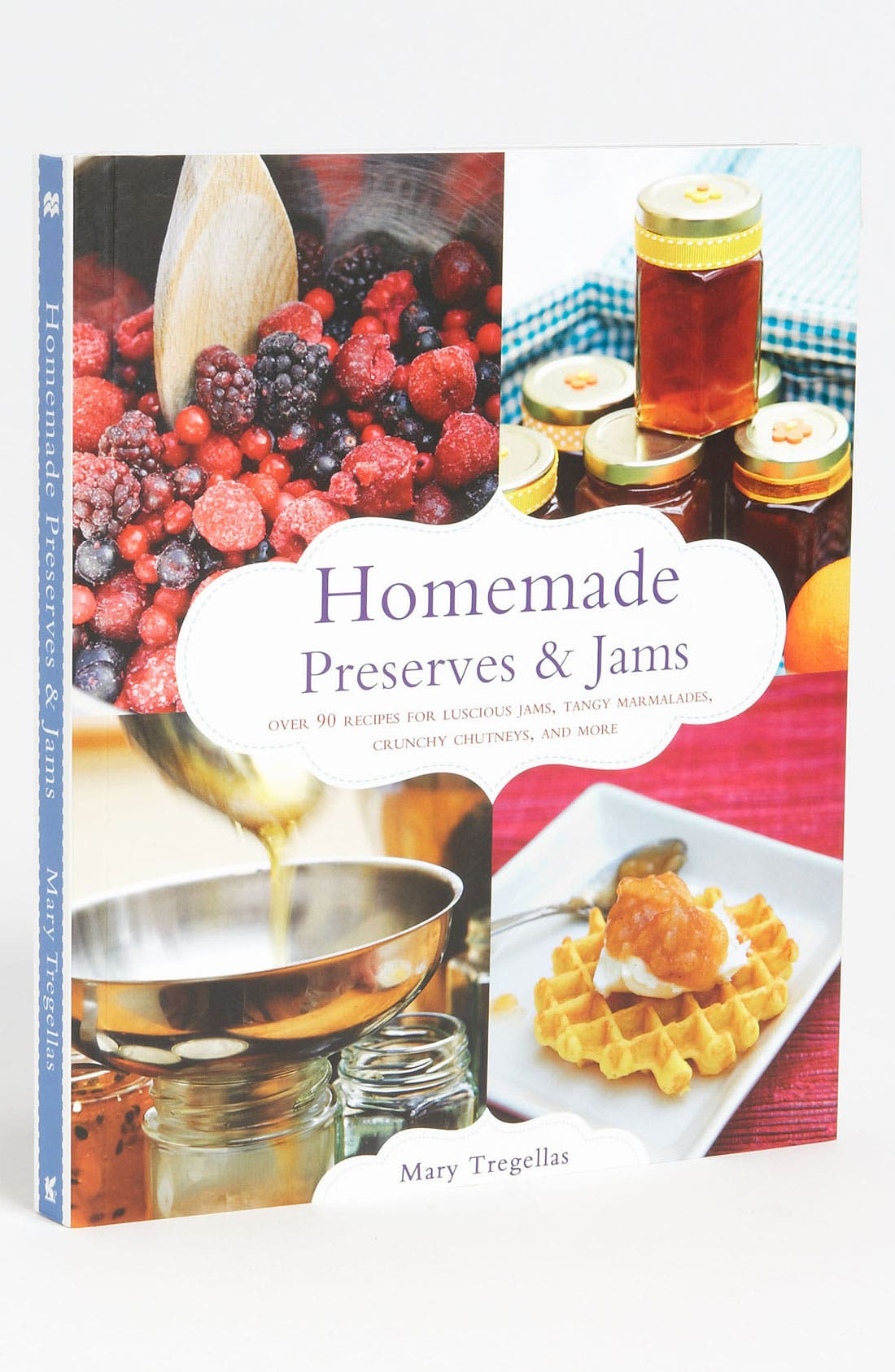 Main Image - Mary Tregellas 'Homemade Preserves & Jams' Recipe Book