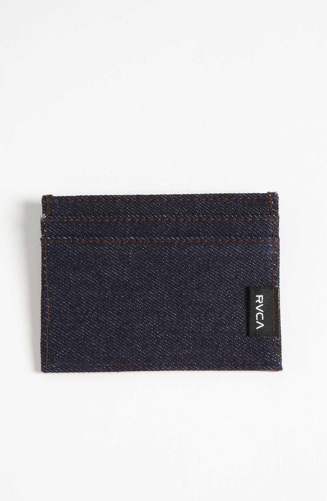 Alternate Image 2  - RVCA 'Cuban' Card Case