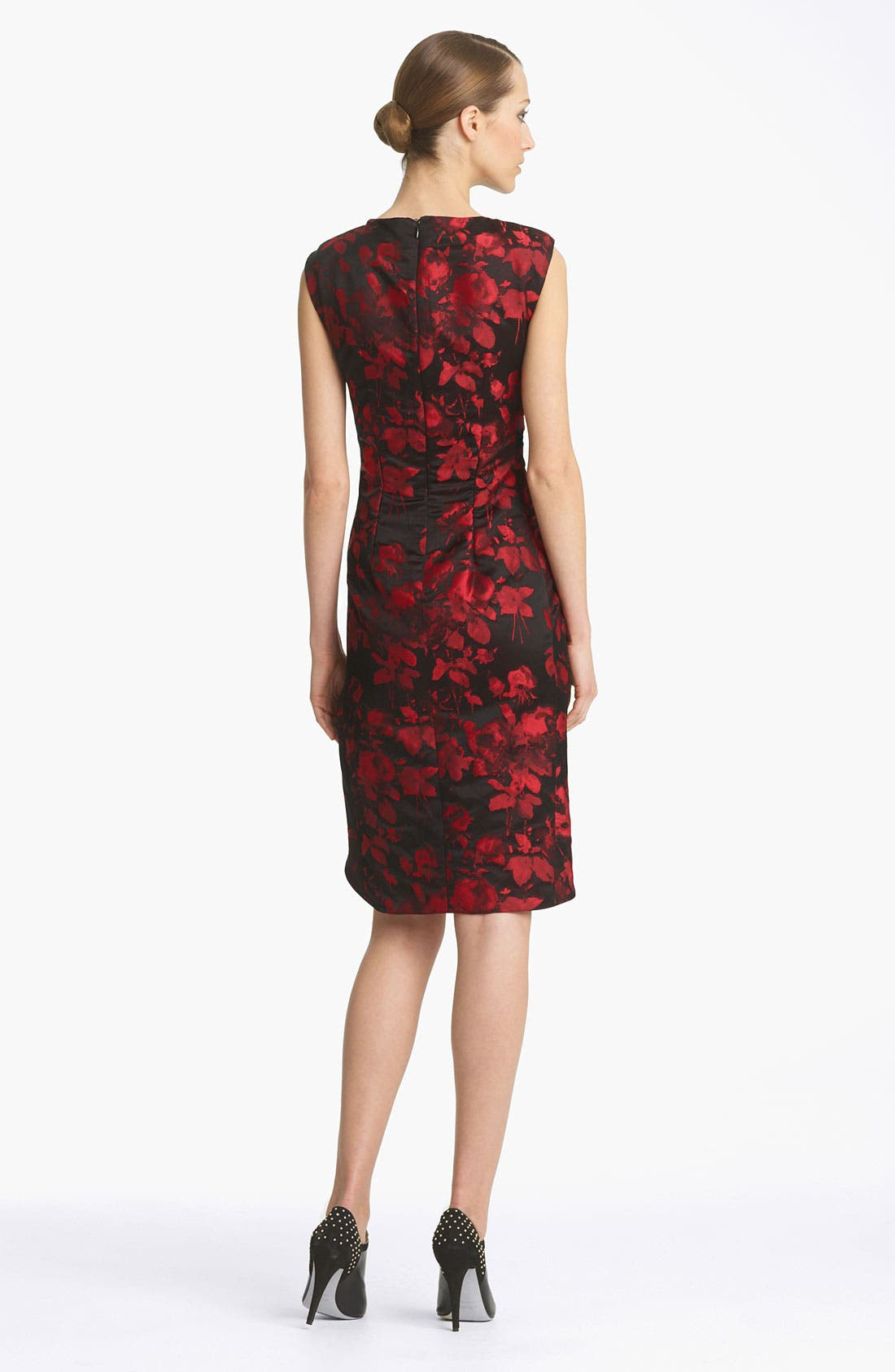 Alternate Image 2  - Jason Wu Print Jacquard Dress
