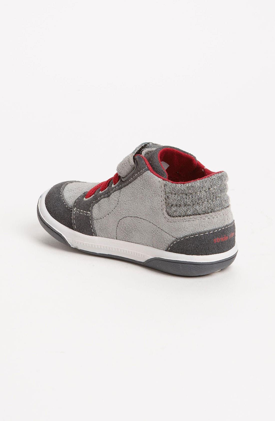 Alternate Image 2  - Stride Rite 'Heath' Sneaker (Baby, Walker & Toddler)