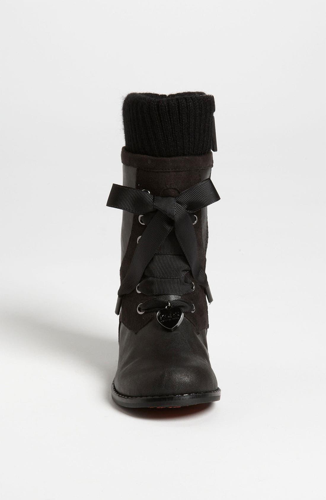 Alternate Image 3  - KORS Michael Kors 'Bambi' Boot (Toddler)