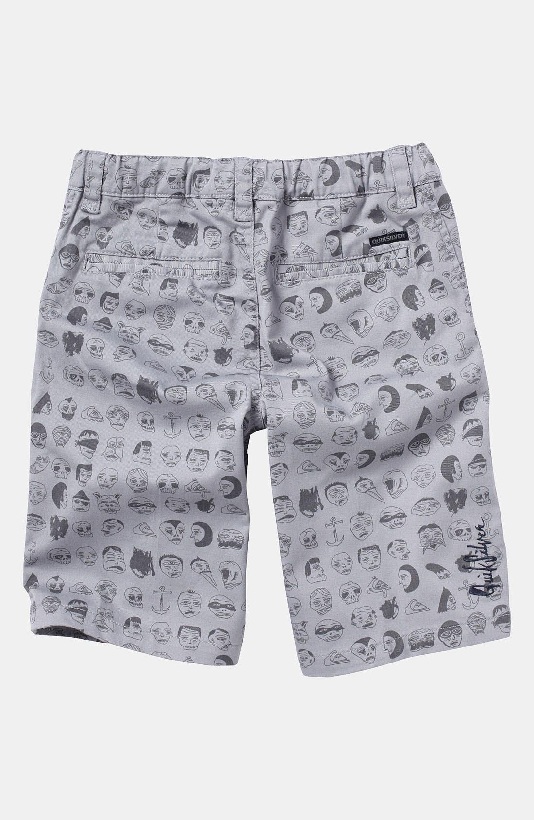 Alternate Image 2  - Quiksilver 'Uno Surplus' Shorts (Little Boys)