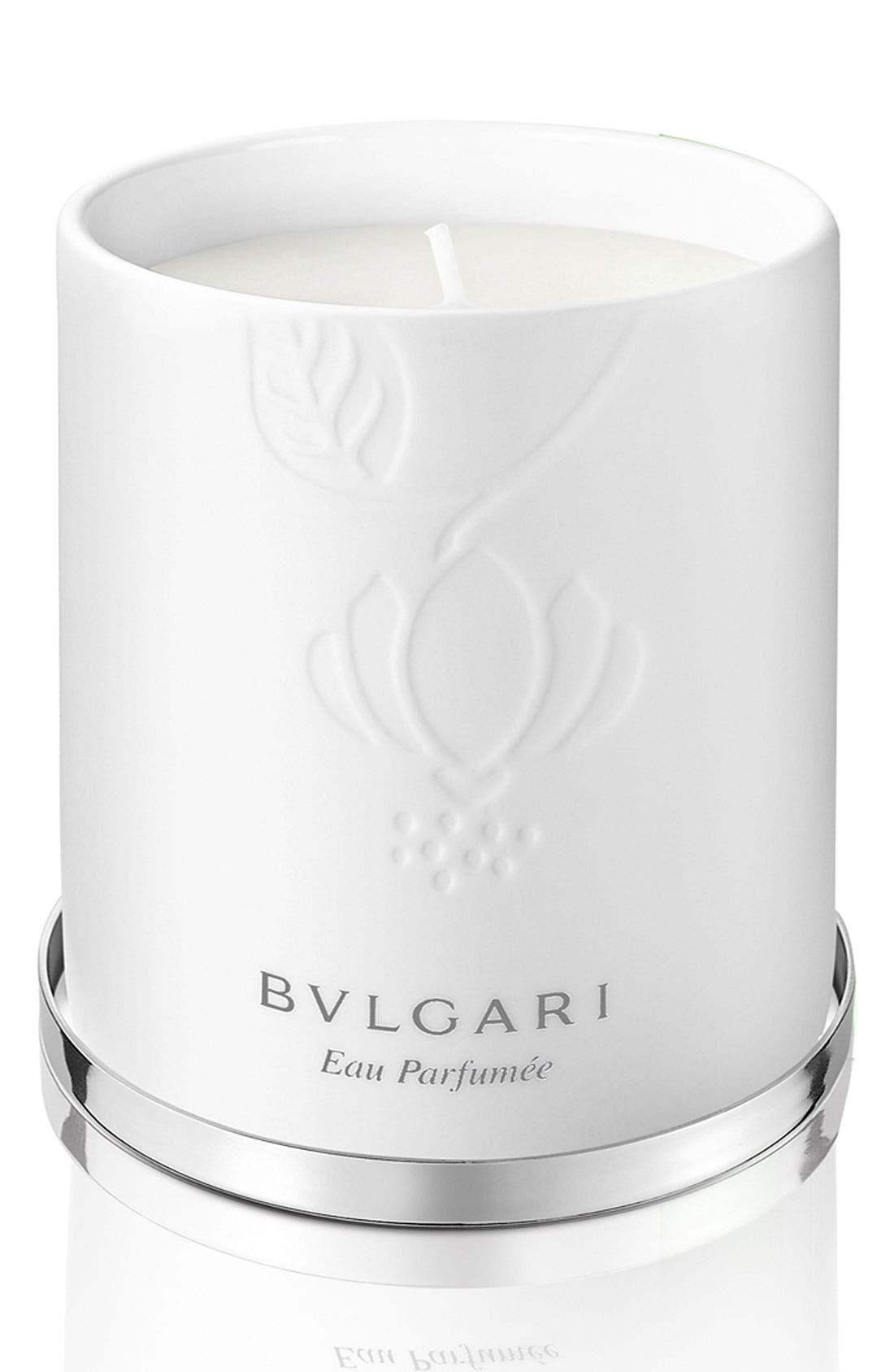 Main Image - BVLGARI 'Eau Parfumée au thé vert' Candle
