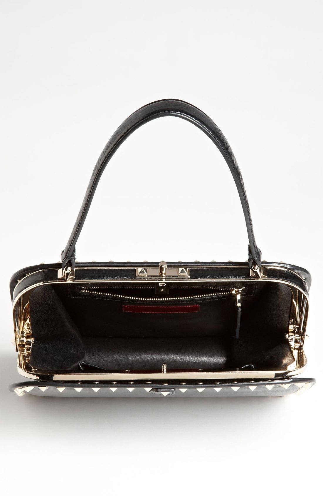Alternate Image 3  - Valentino 'Rockstud - Mini' Frame Bag