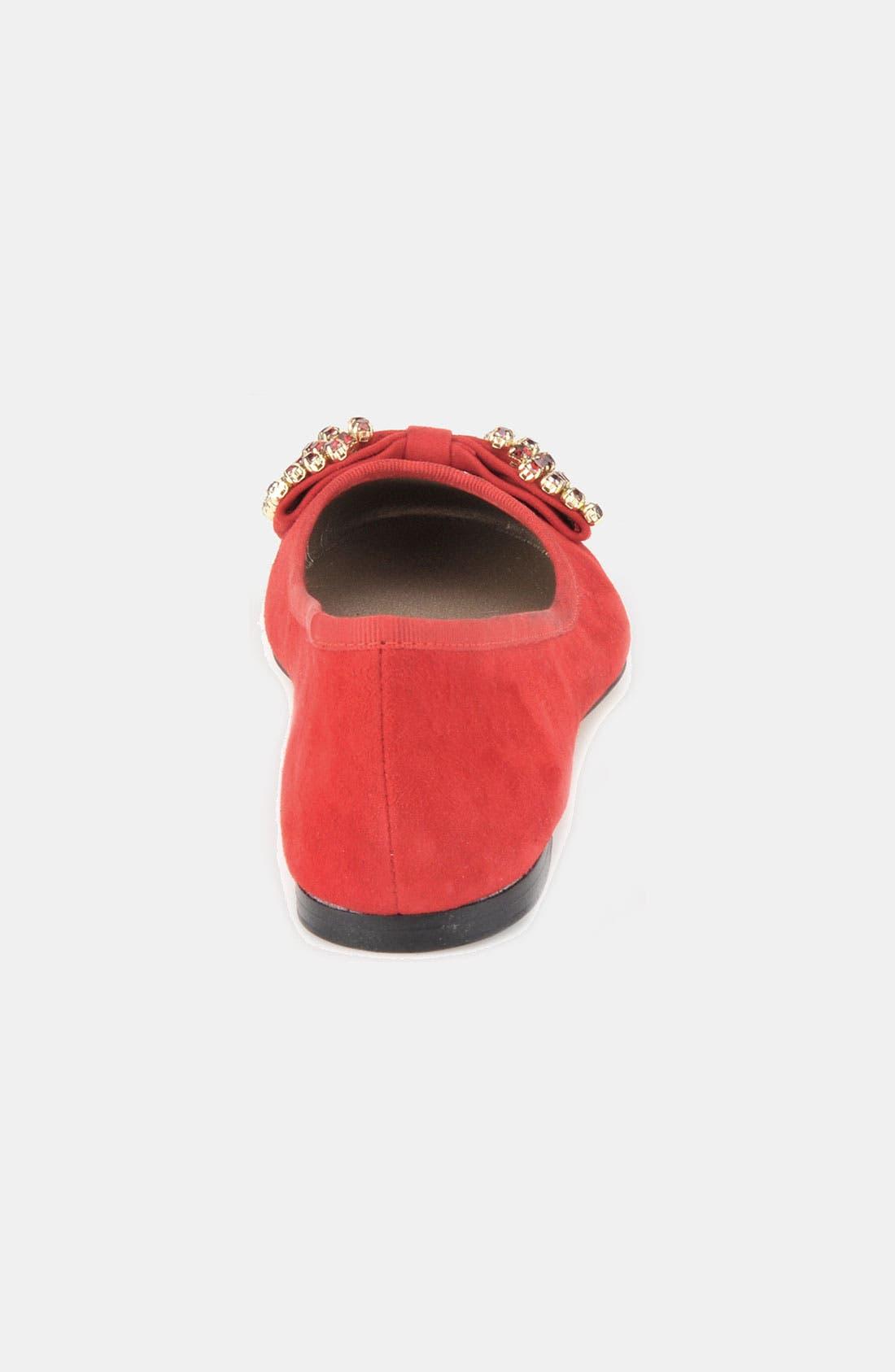 Alternate Image 4  - Isolá 'Biel' Jeweled Skimmer Flat