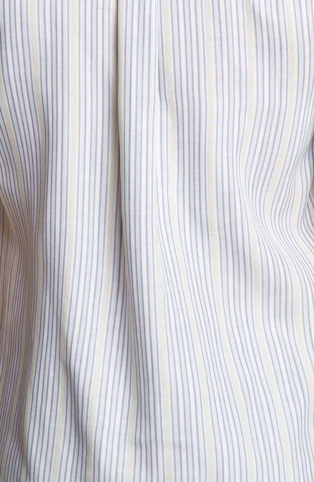 Alternate Image 3  - Nat Nast 'Dog Daze' Silk & Cotton Sport Shirt