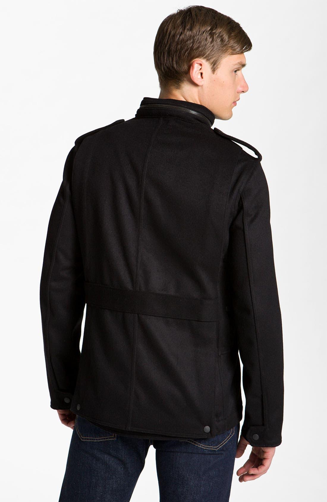 Alternate Image 2  - rag & bone 'Hastings' Wool Military Jacket