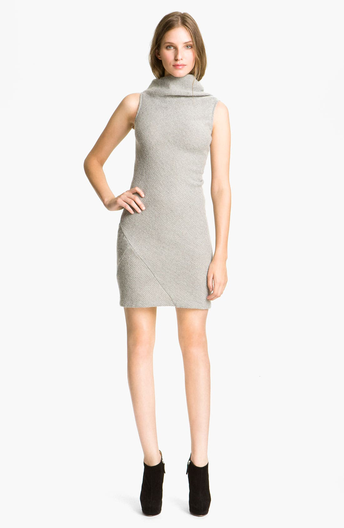 Main Image - See by Chloé Seam Detail Knit Dress