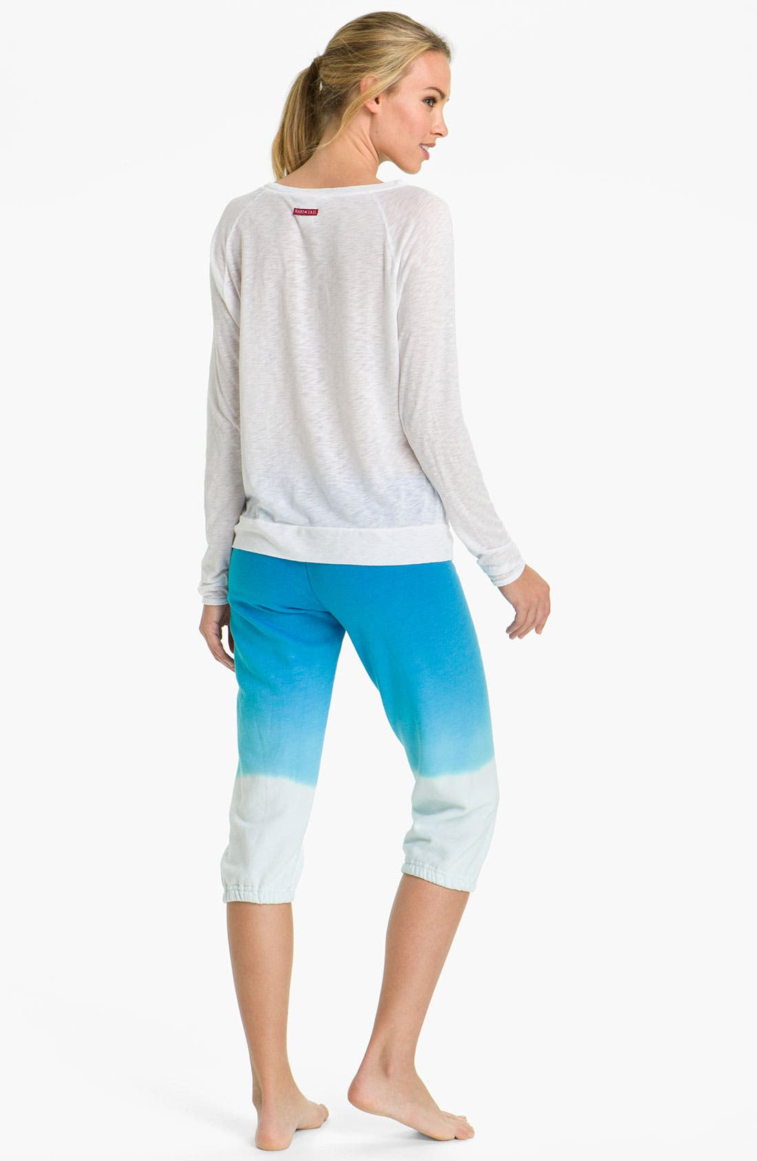 Alternate Image 5  - Hard Tail Relaxed Capris