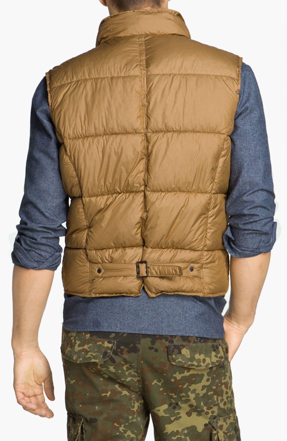 Alternate Image 2  - DIESEL® 'Warwick' Puffer Vest