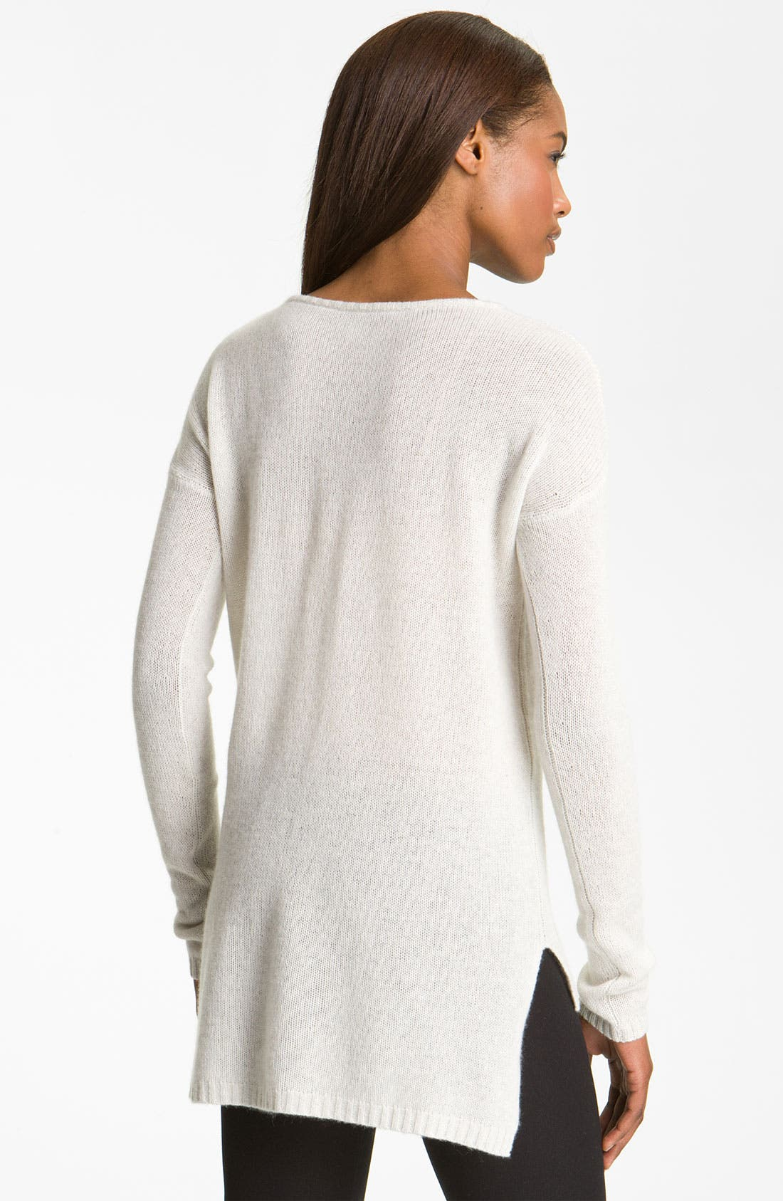 Alternate Image 2  - autumn cashmere Tunic