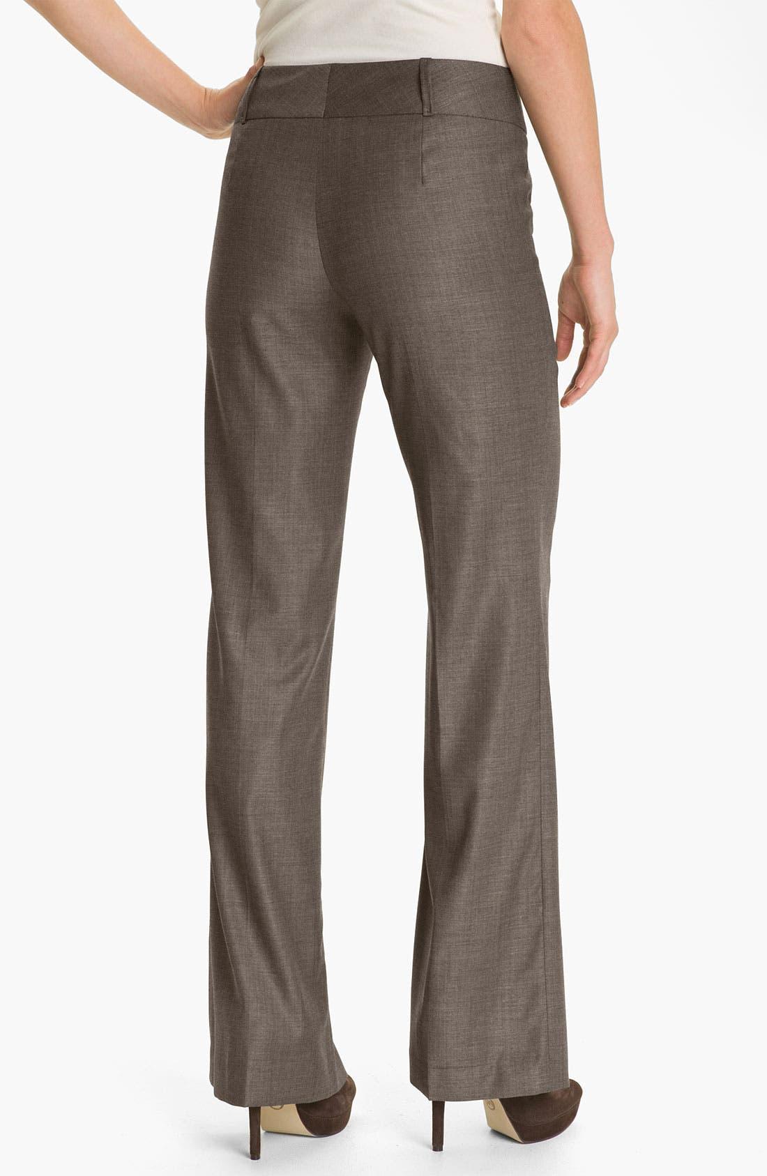 Alternate Image 2  - BOSS Black 'Tuliana' Pants