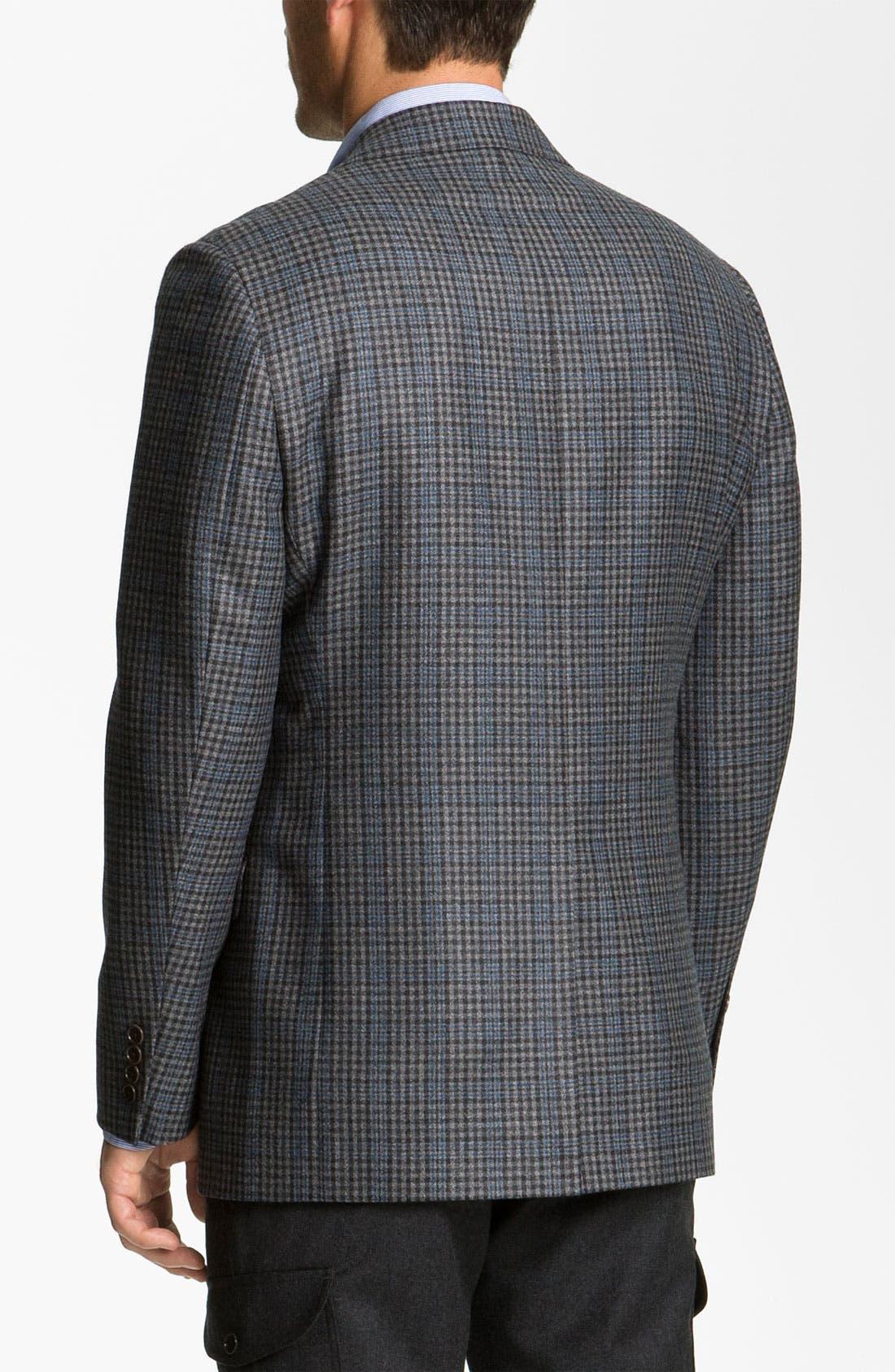 Alternate Image 2  - Brooks Brothers Check Sportcoat