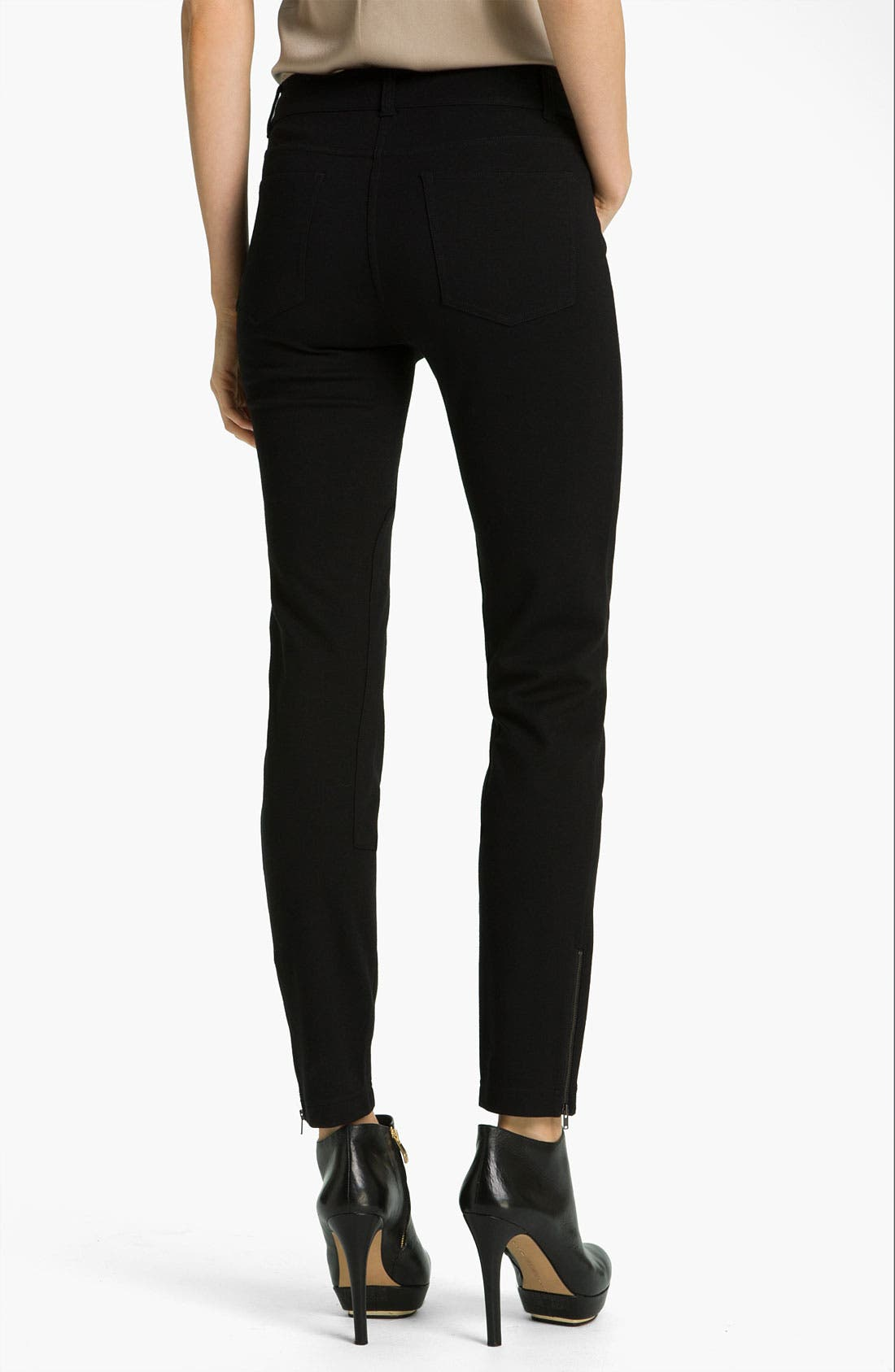 Alternate Image 2  - Eileen Fisher Riding Pants