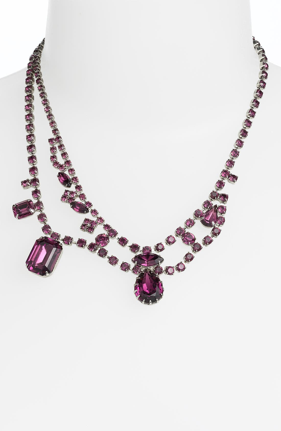 Alternate Image 1 Selected - Tom Binns 'Madame Dumont' Double Strand Necklace