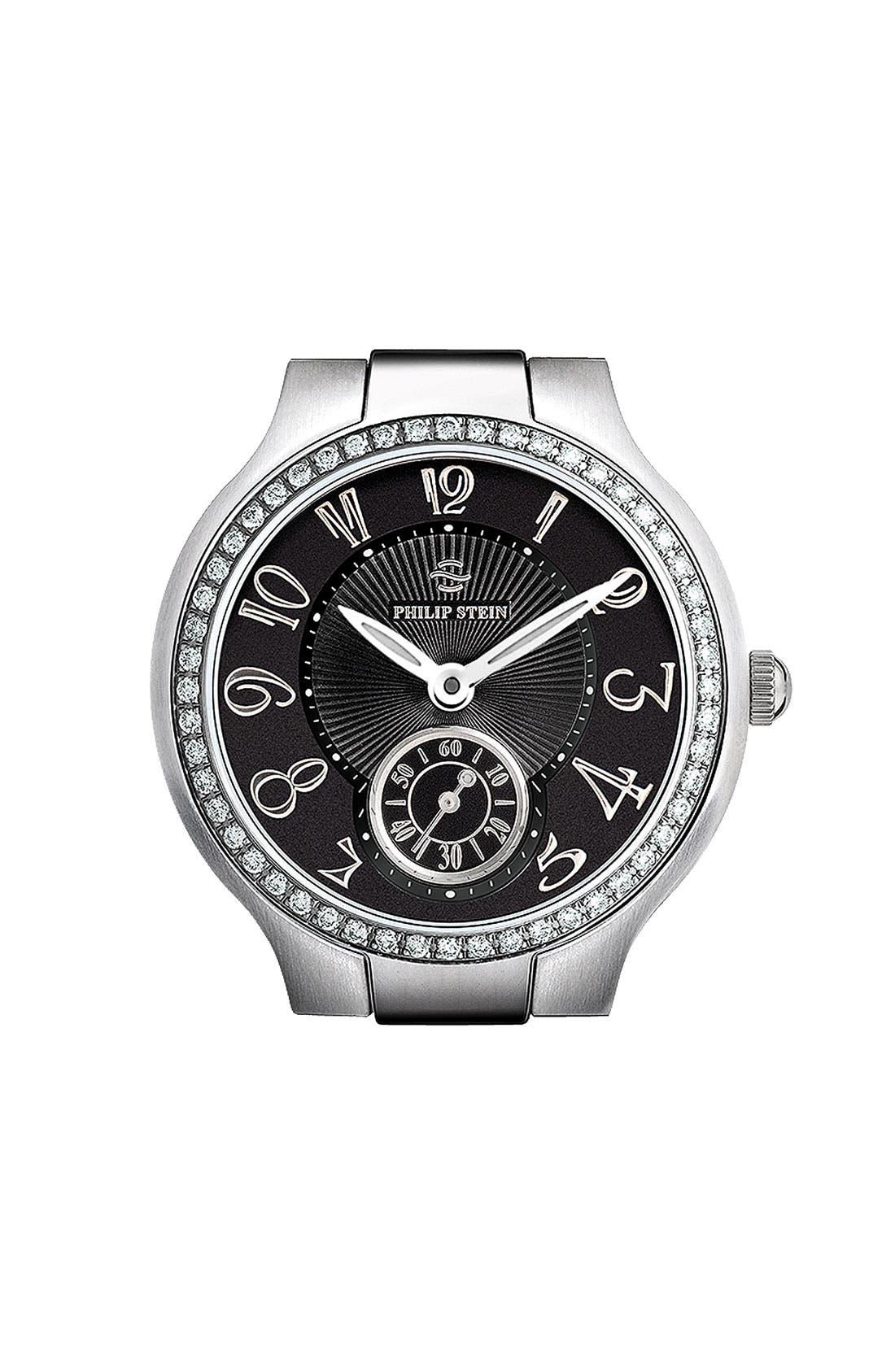 Alternate Image 1 Selected - Philip Stein® Diamond Watch Case
