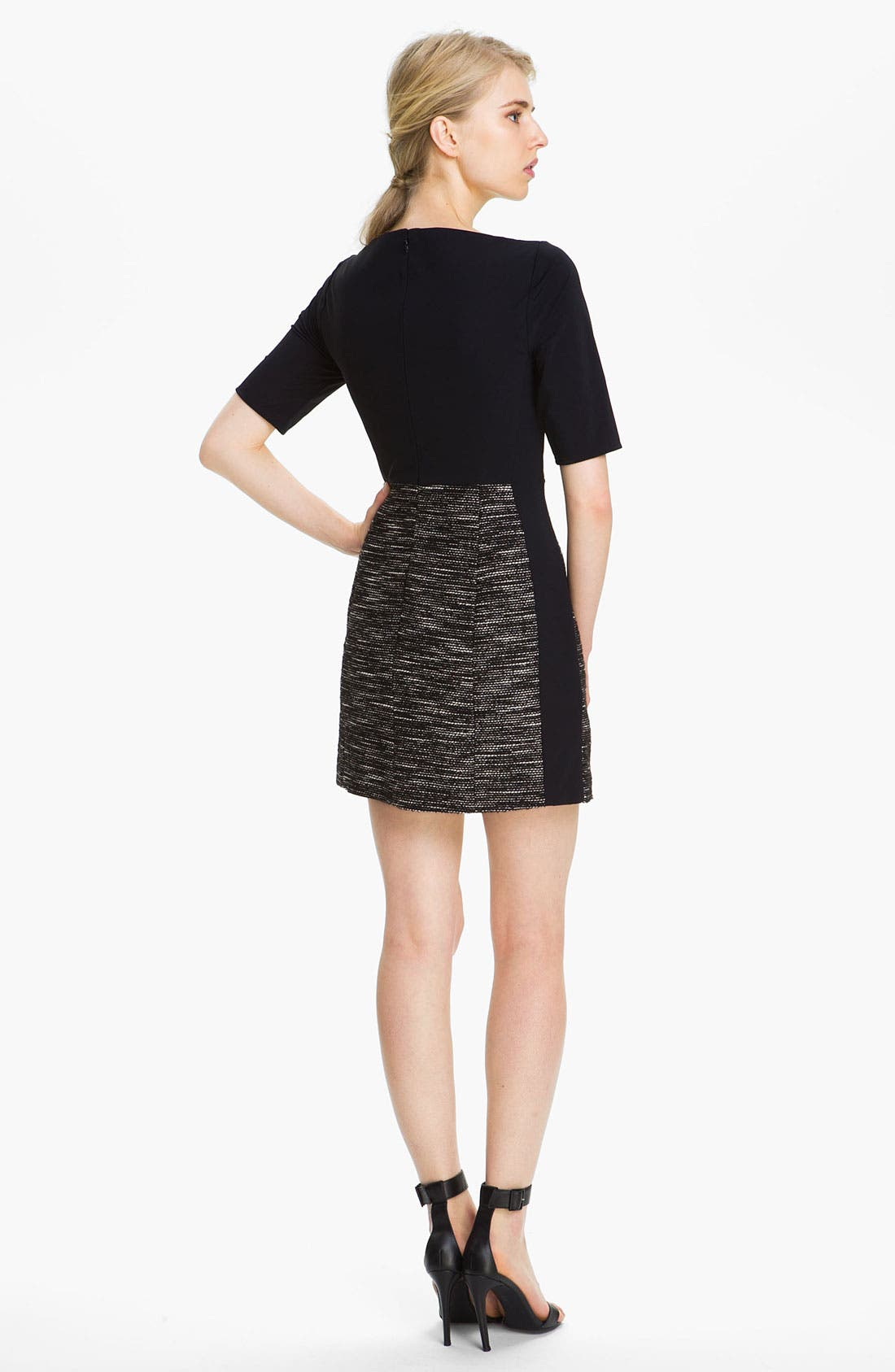 Alternate Image 2  - Tibi Tweed Dress