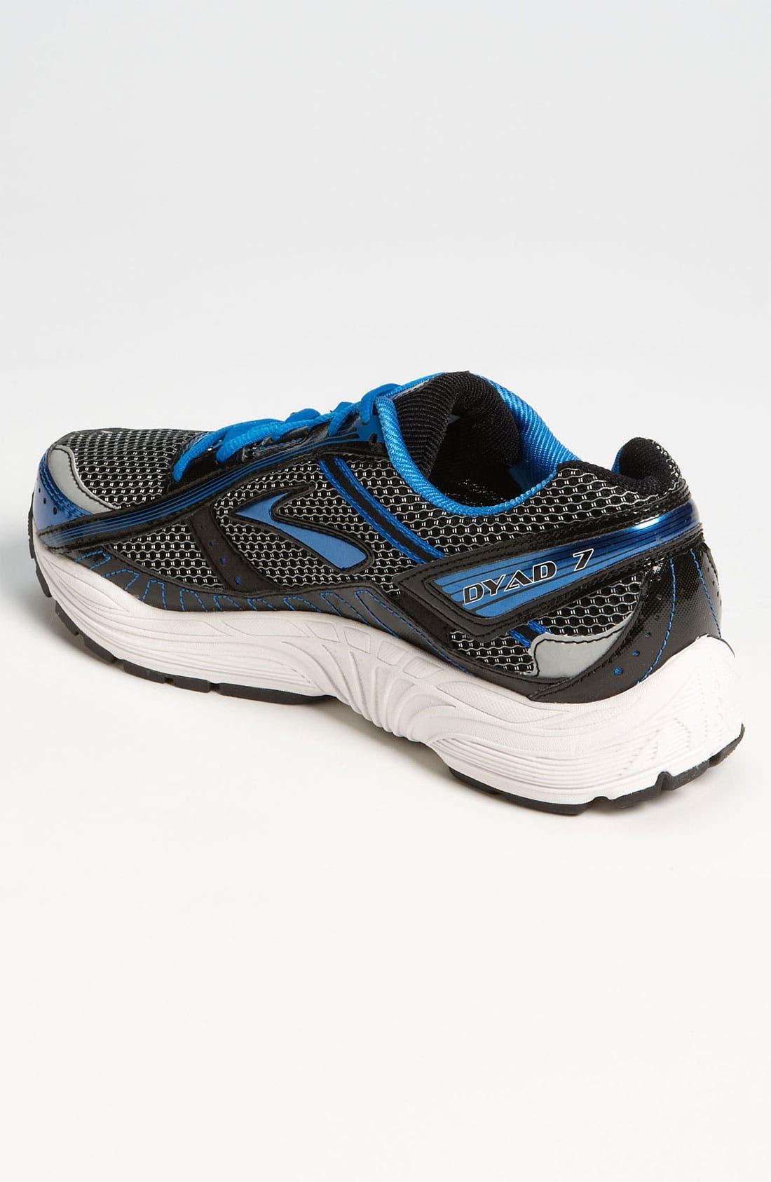 Alternate Image 2  - Brooks 'DYAD 7' Running Shoe (Men)