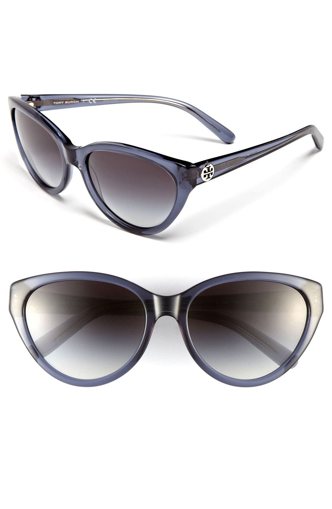 Alternate Image 1 Selected - Tory Burch 57mm Retro Sunglasses