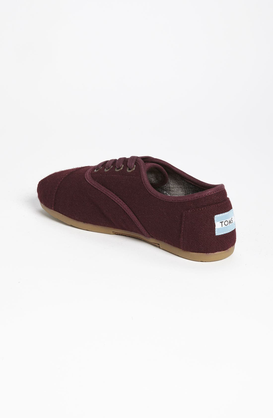 Alternate Image 2  - TOMS 'Cordones' Woolen Slip-On (Women)