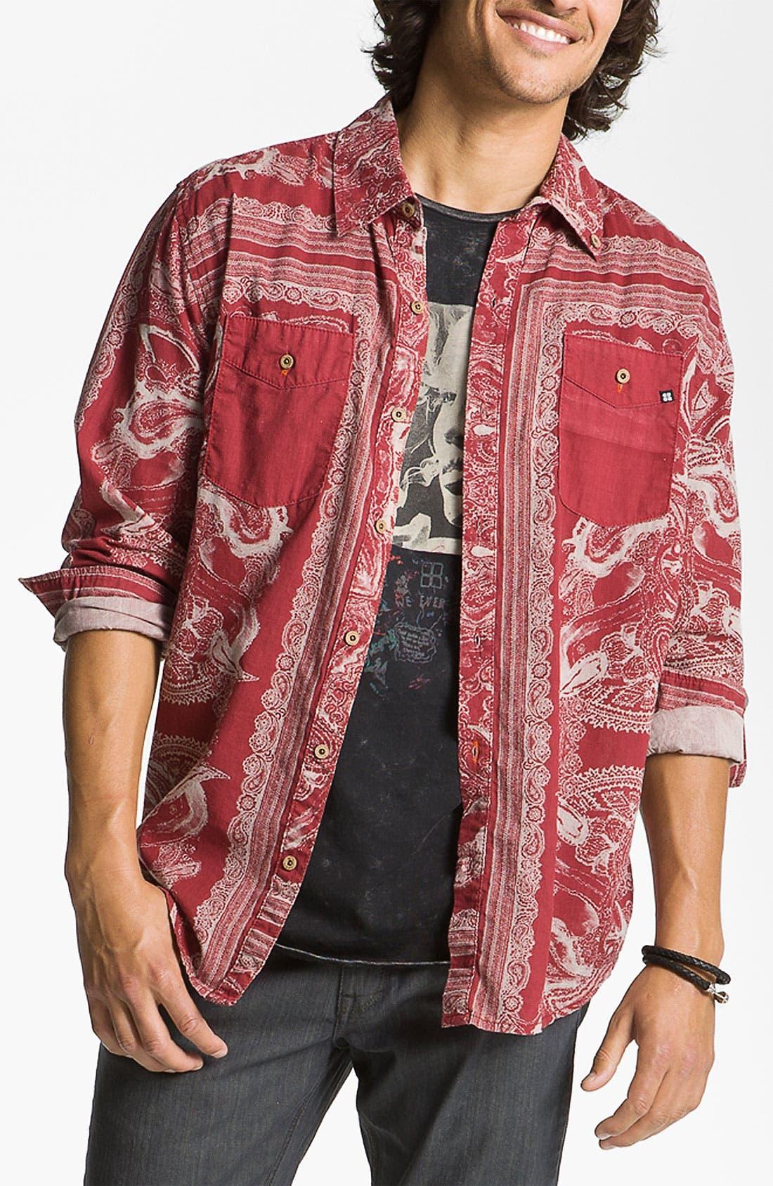 Main Image - Insight 'Del Monte' Paisley Print Shirt