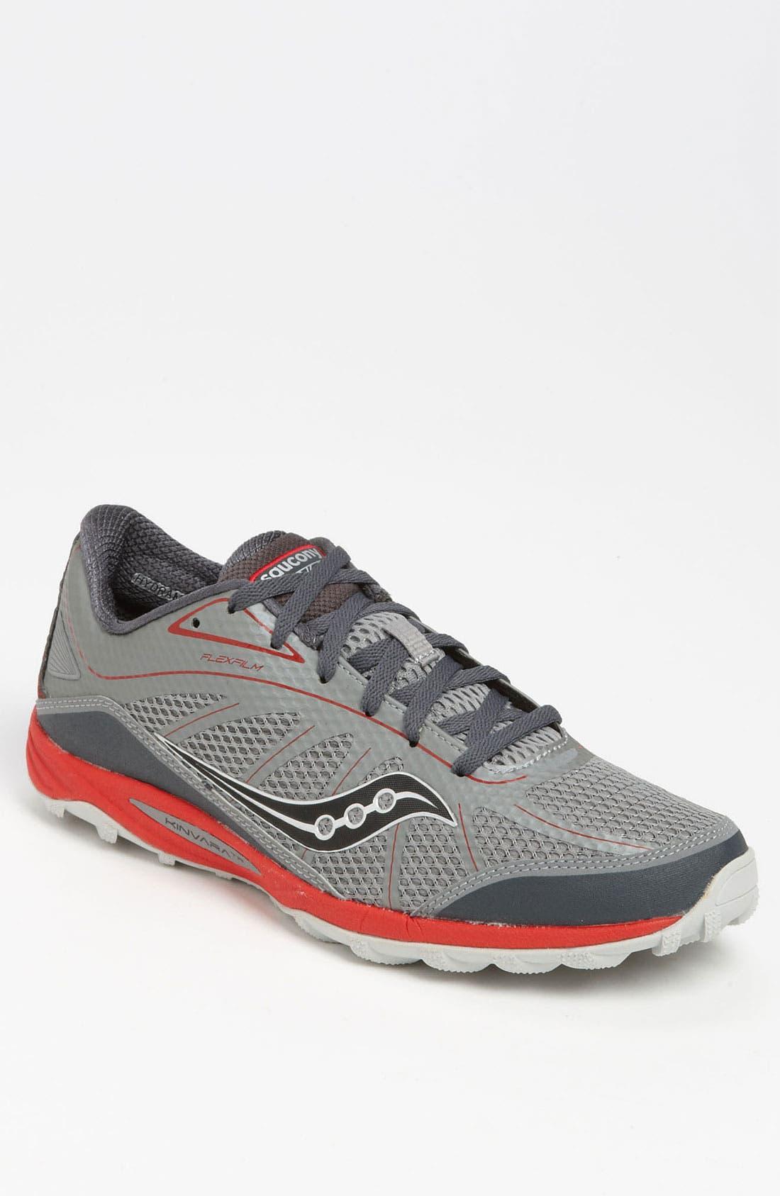 Alternate Image 1 Selected - Saucony 'ProGrid Kinvara TR' Trail Running Shoe (Men)