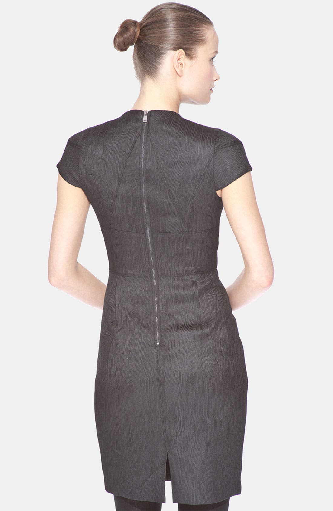 Alternate Image 2  - Marc New York by Andrew Marc Empire Waist Seamed Sheath Dress