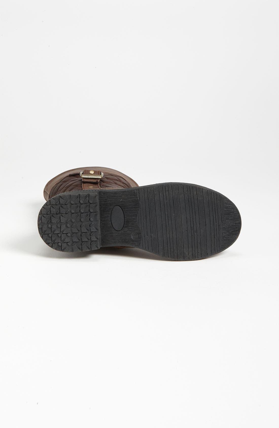 Alternate Image 4  - Umi 'Quiltee' Boot (Toddler, Little Kid & Big Kid)