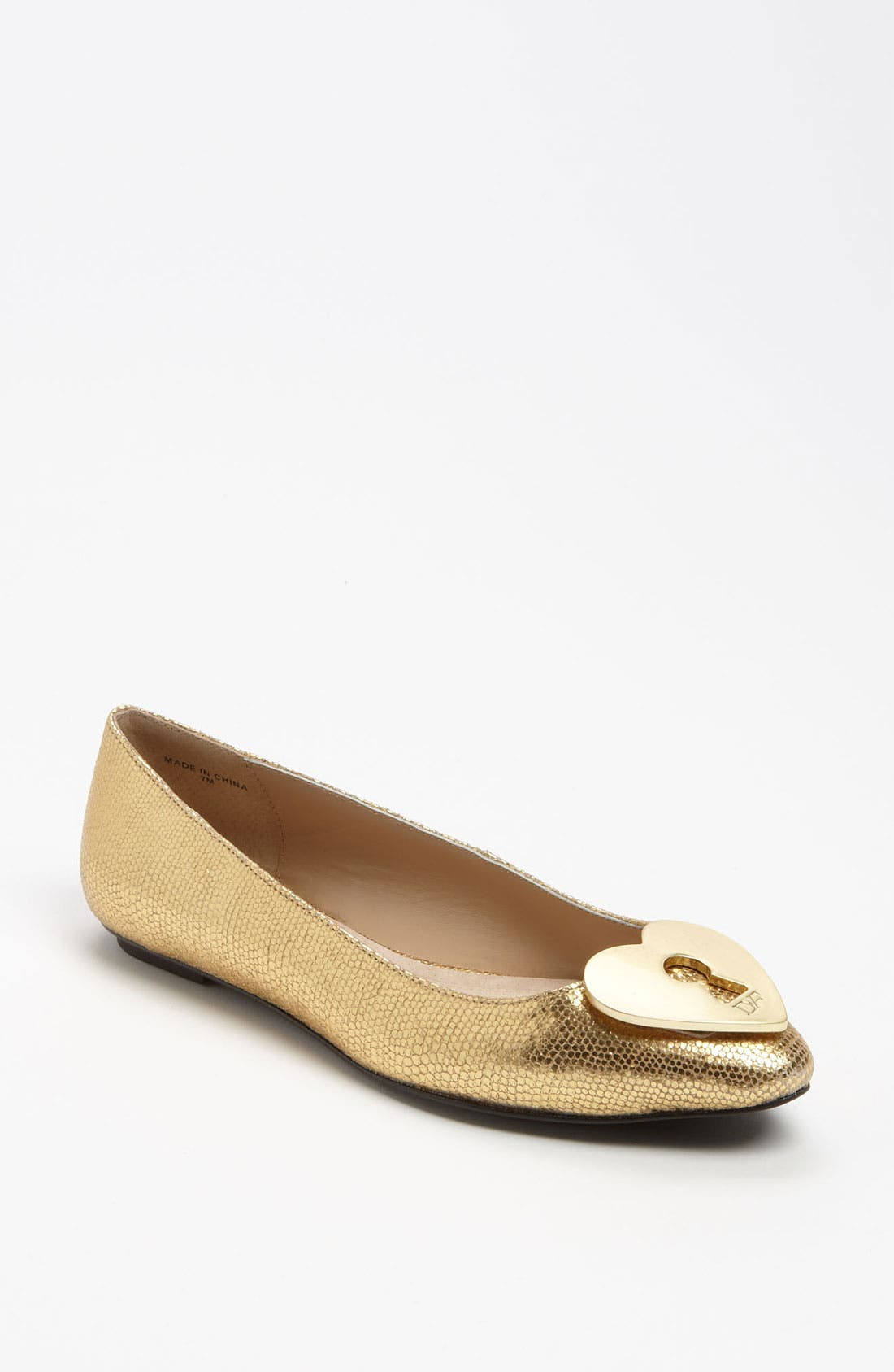 Alternate Image 1 Selected - Diane von Furstenberg 'Malia' Flat
