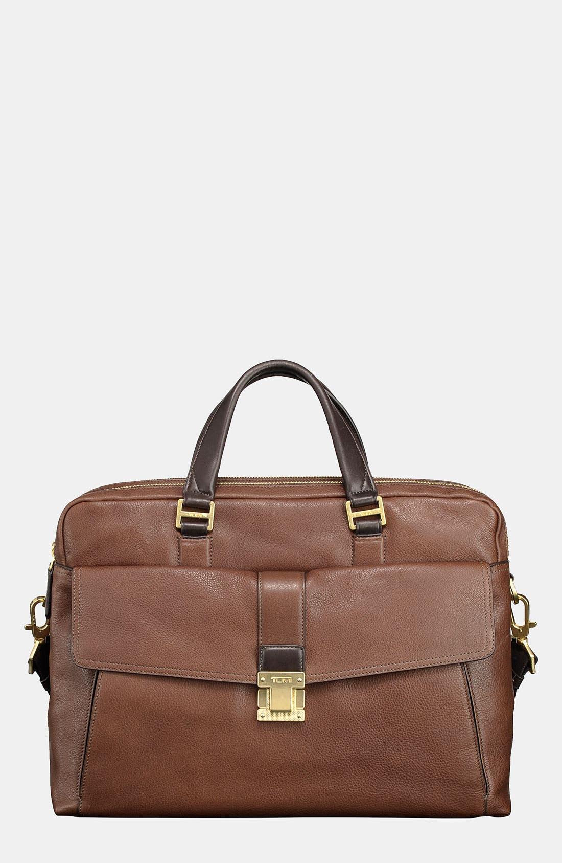 Main Image - Tumi 'Large Beacon Hill Chestnut' Briefcase