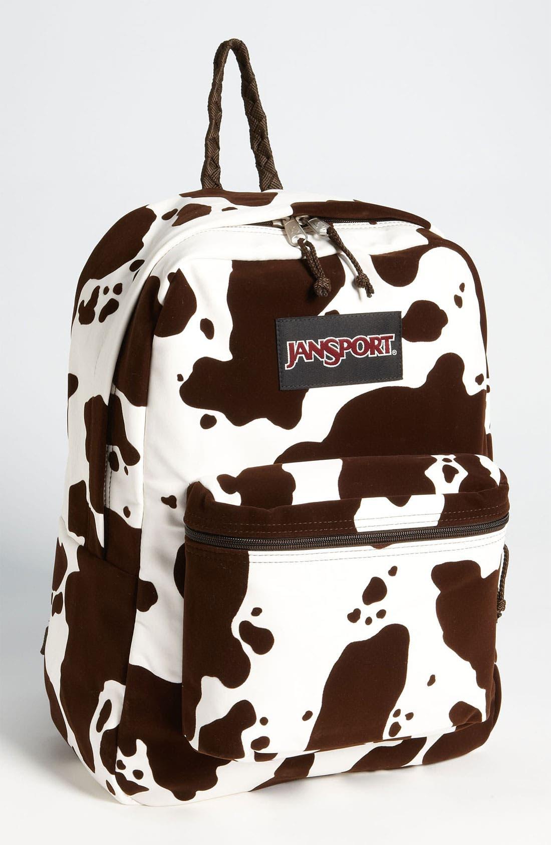 Alternate Image 1 Selected - Jansport 'Super FX' Backpack (Girls)