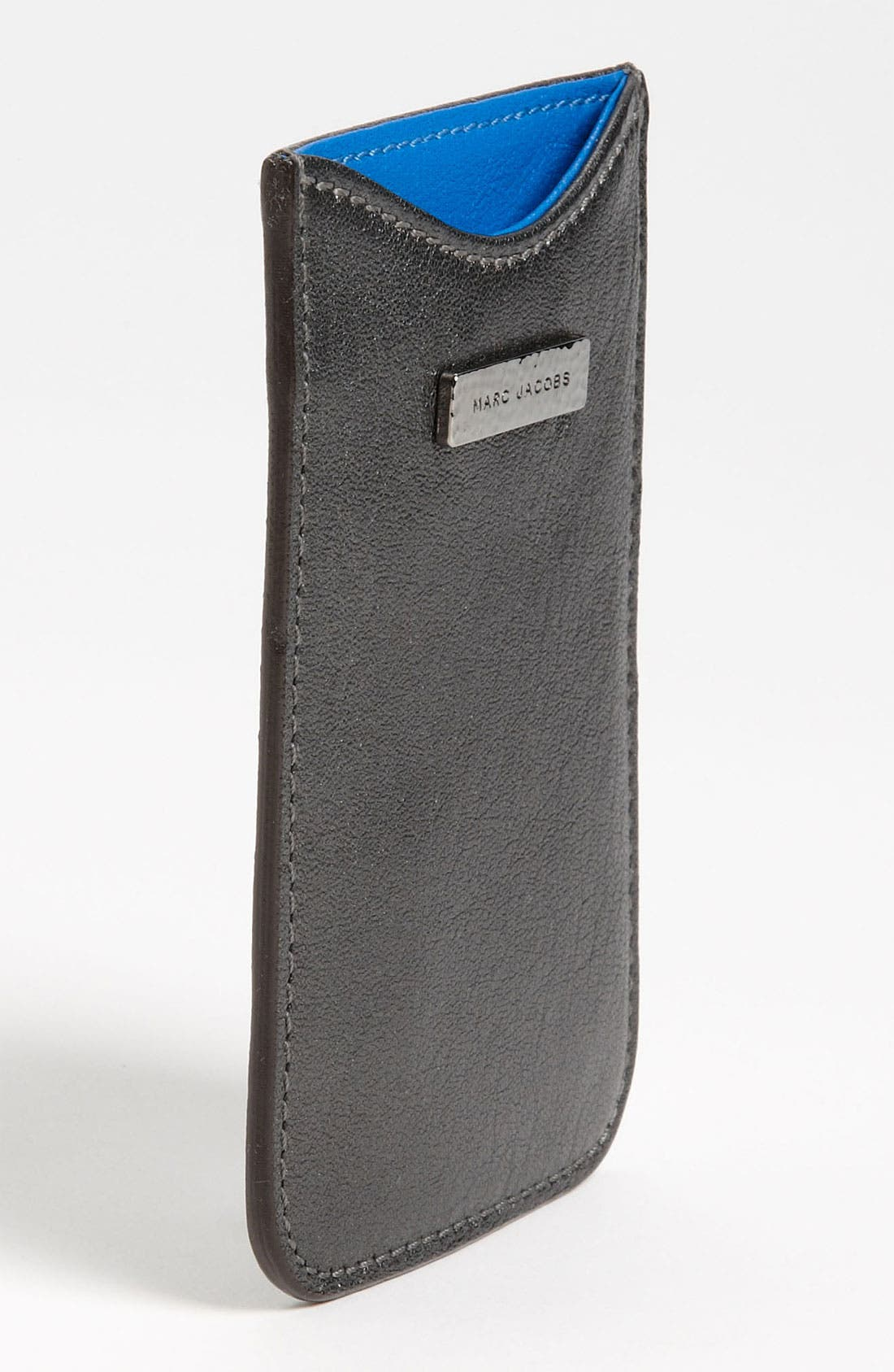 Alternate Image 2  - MARC JACOBS Leather iPhone Sleeve